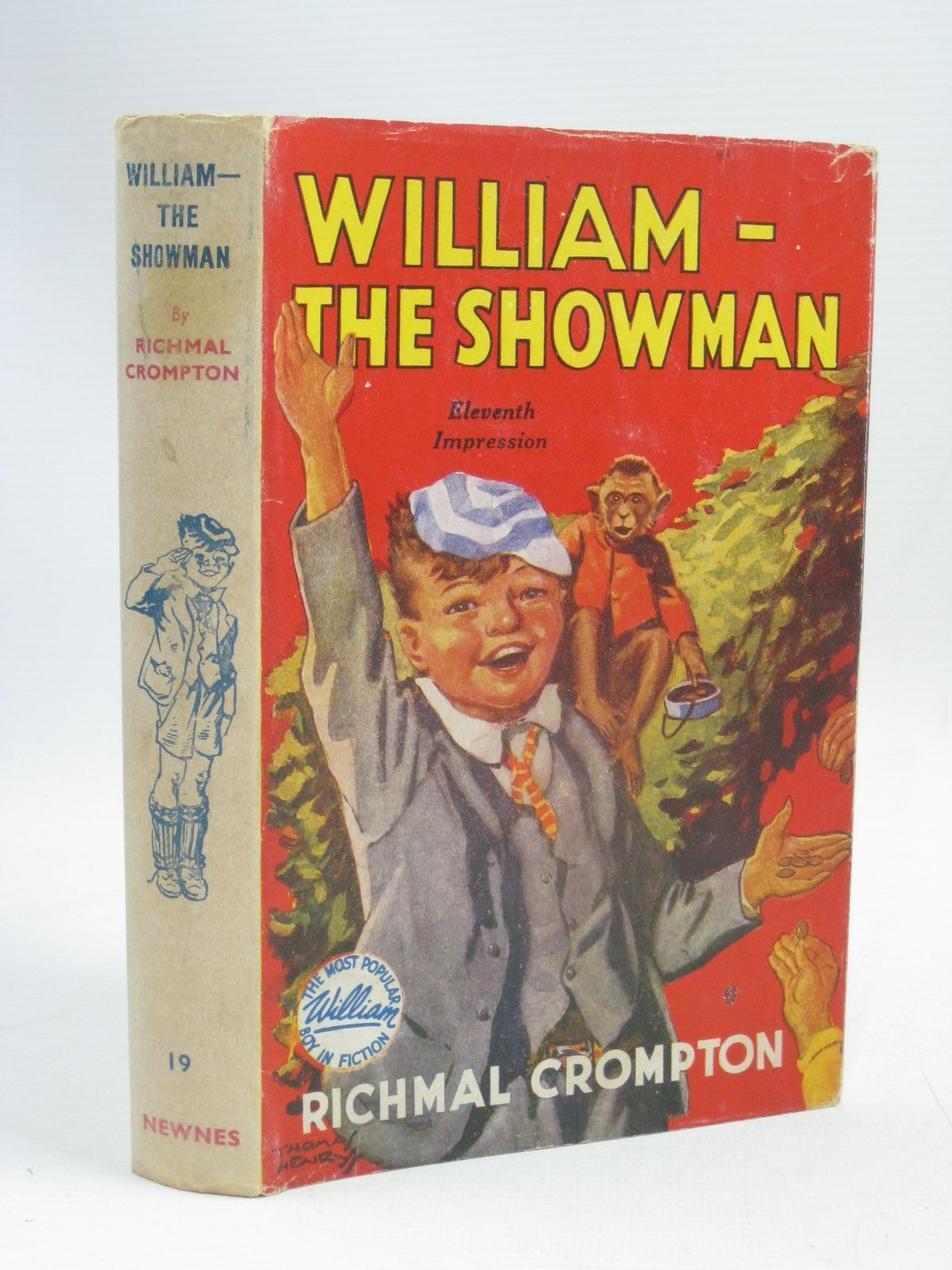 Photo of WILLIAM THE SHOWMAN- Stock Number: 1405565