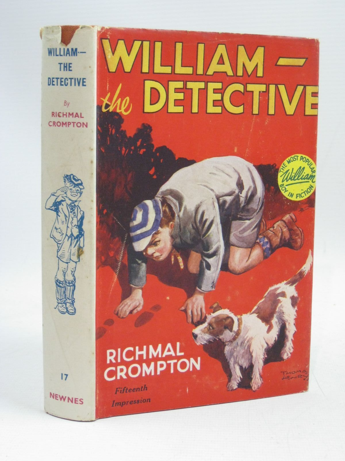 Photo of WILLIAM THE DETECTIVE- Stock Number: 1405566