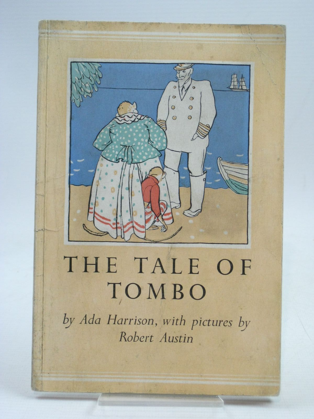 Photo of THE TALE OF TOMBO written by Harrison, Ada illustrated by Austin, Robert published by J. Fairston (STOCK CODE: 1405583)  for sale by Stella & Rose's Books