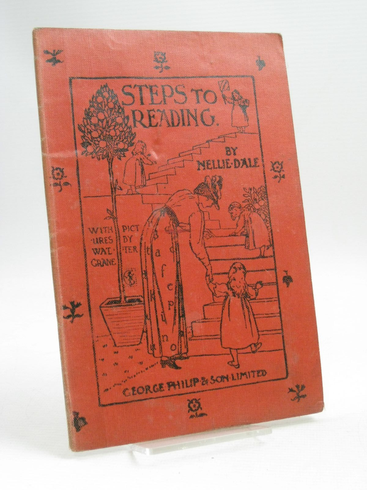 Photo of STEPS TO READING written by Dale, Nellie illustrated by Crane, Walter published by George Philip & Son Ltd. (STOCK CODE: 1405588)  for sale by Stella & Rose's Books