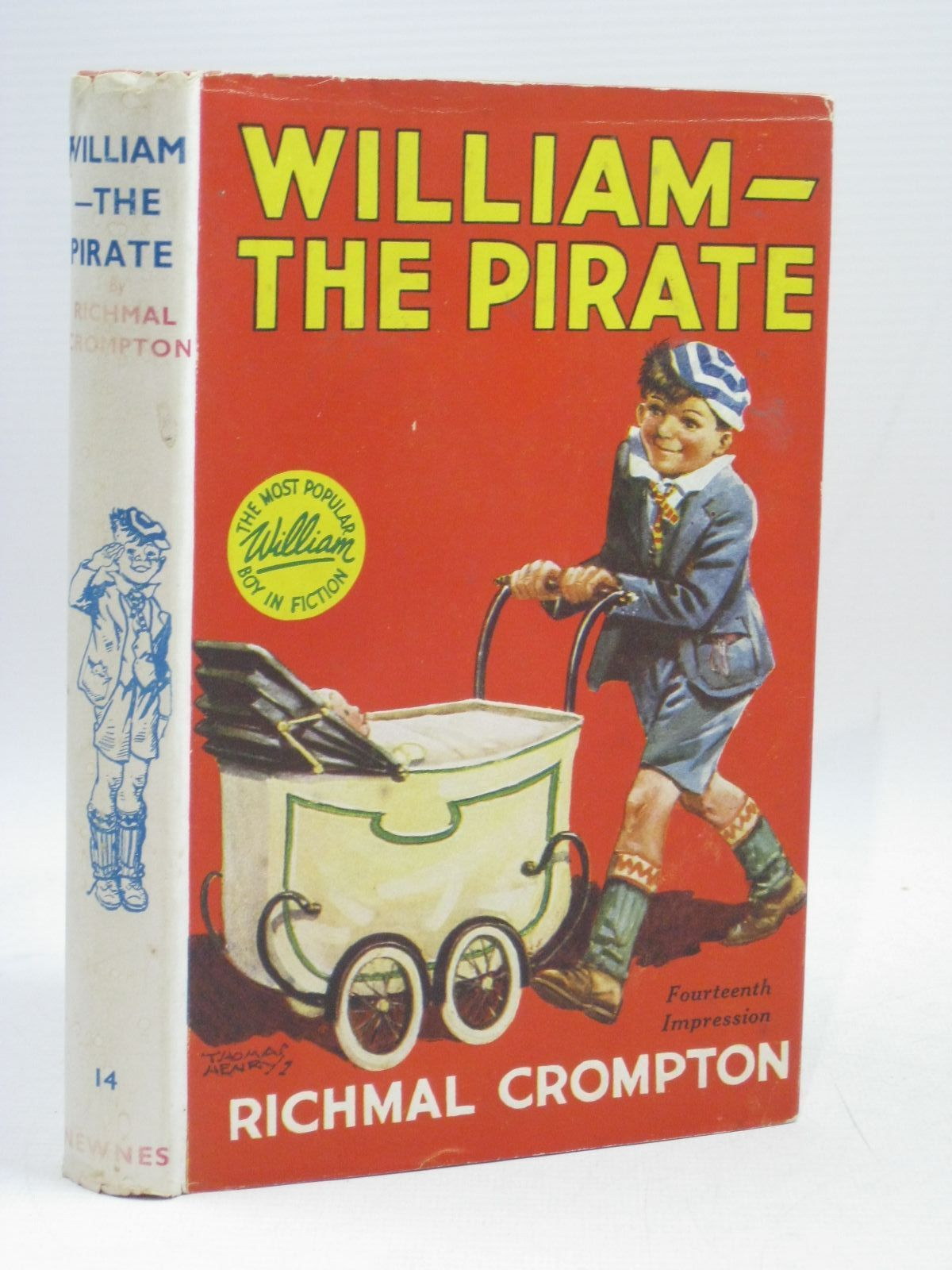 Photo of WILLIAM THE PIRATE- Stock Number: 1405600