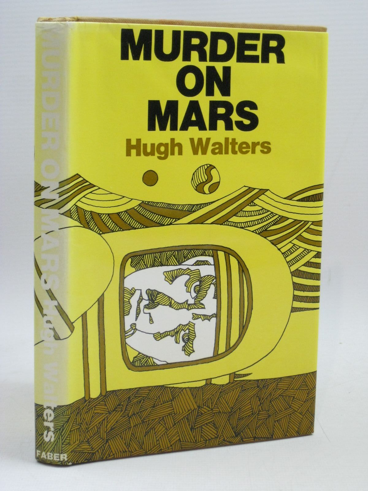 Photo of MURDER ON MARS written by Walters, Hugh published by Faber & Faber (STOCK CODE: 1405631)  for sale by Stella & Rose's Books
