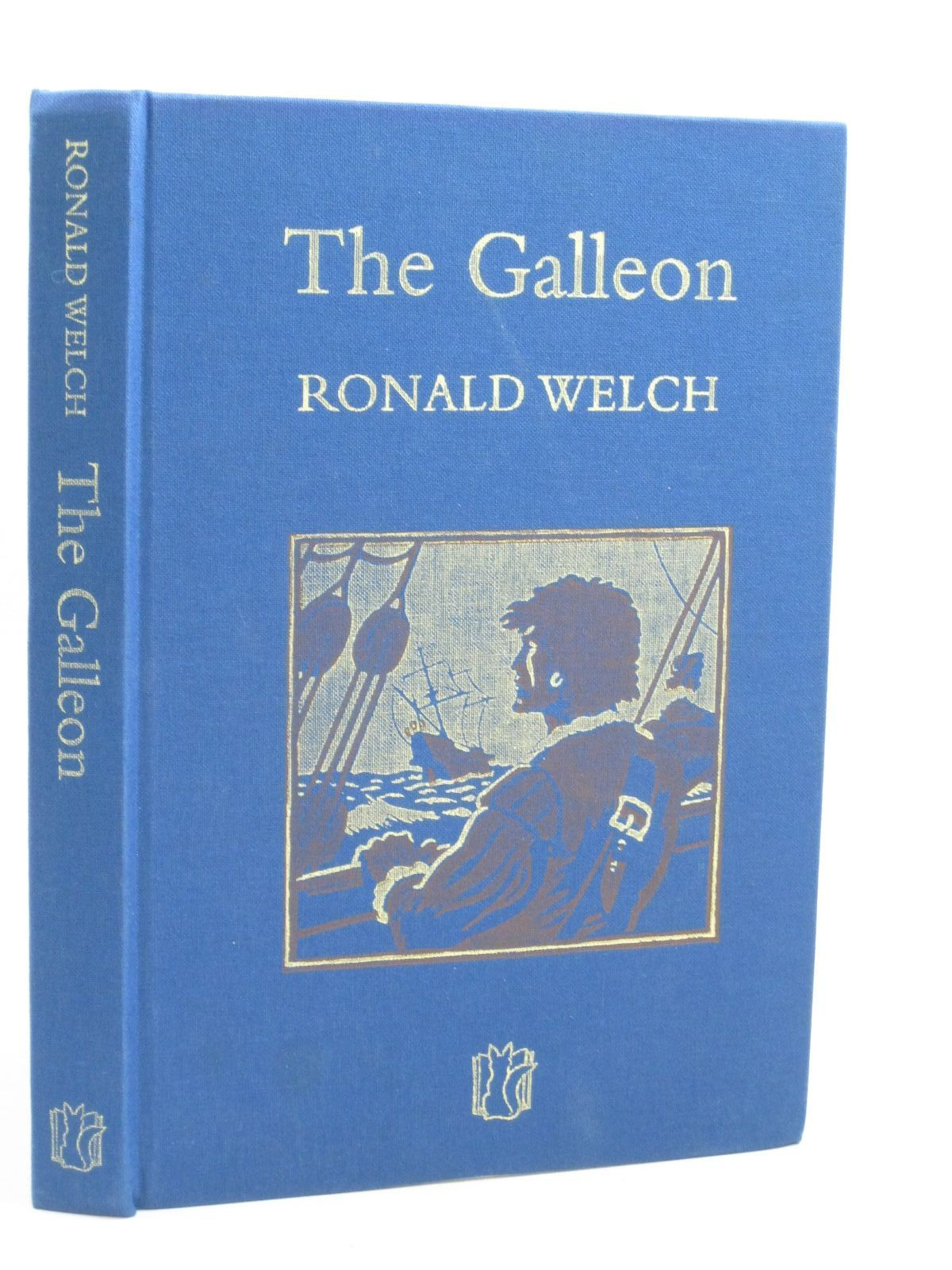 Photo of THE GALLEON written by Welch, Ronald illustrated by Ambrus, Victor published by Slightly Foxed Ltd. (STOCK CODE: 1405638)  for sale by Stella & Rose's Books