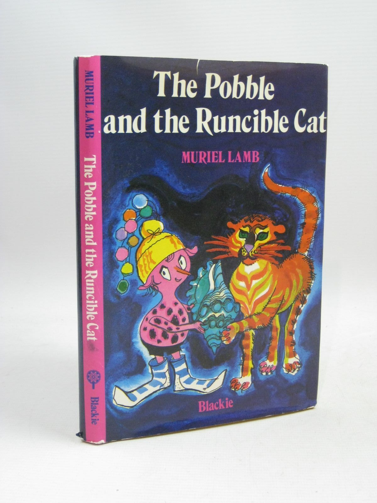 Photo of THE POBBLE AND THE RUNCIBLE CAT written by Lamb, Muriel illustrated by Smith, Virginia published by Blackie & Son Ltd. (STOCK CODE: 1405650)  for sale by Stella & Rose's Books