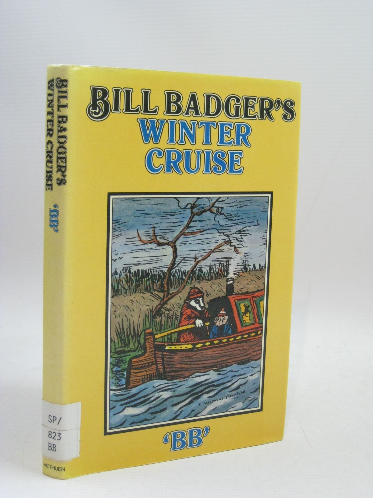 Photo of BILL BADGER'S WINTER CRUISE