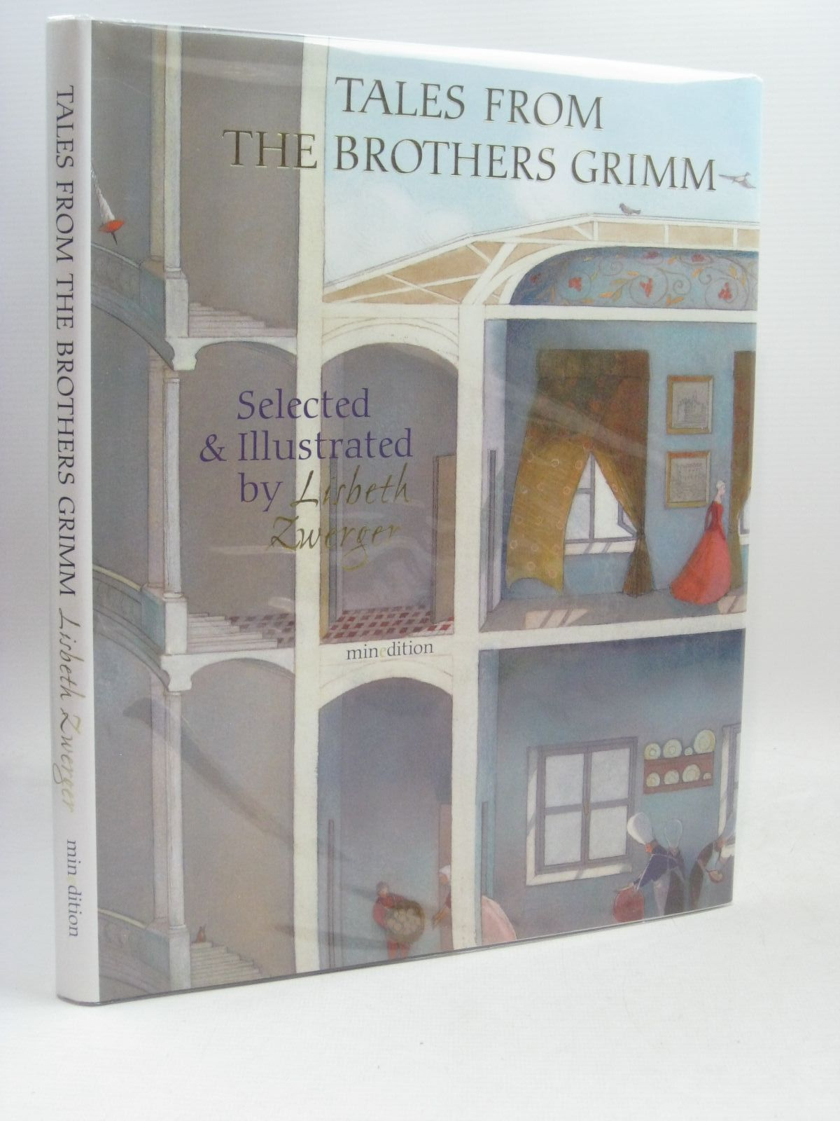 Photo of TALES FROM THE BROTHERS GRIMM written by Zwerger, Lisbeth illustrated by Zwerger, Lisbeth published by Michael Neugebauer Ltd (STOCK CODE: 1405670)  for sale by Stella & Rose's Books