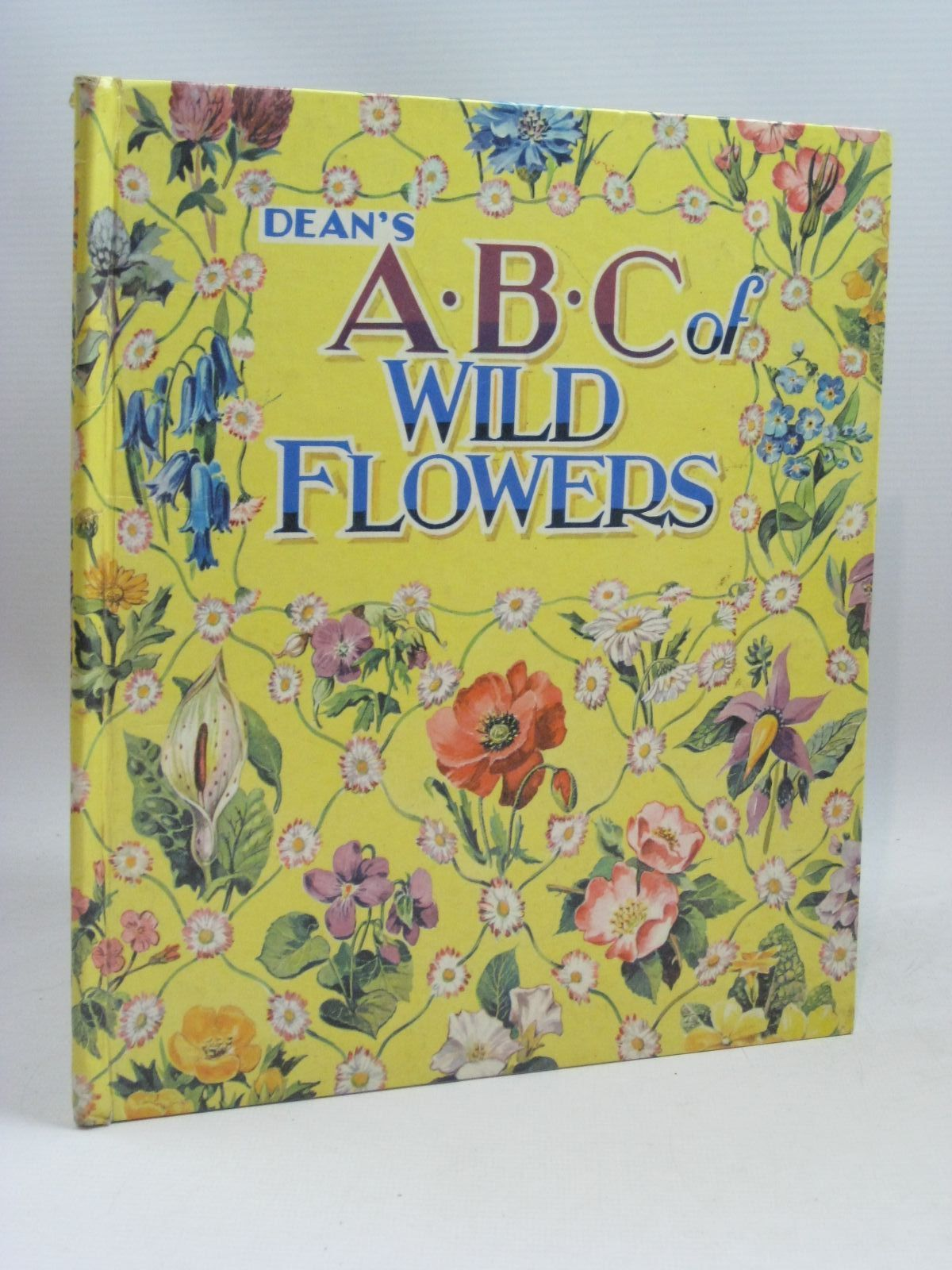 Photo of DEAN'S A.B.C. OF WILD FLOWERS written by Barr, Margaret published by Dean & Son Ltd. (STOCK CODE: 1405690)  for sale by Stella & Rose's Books