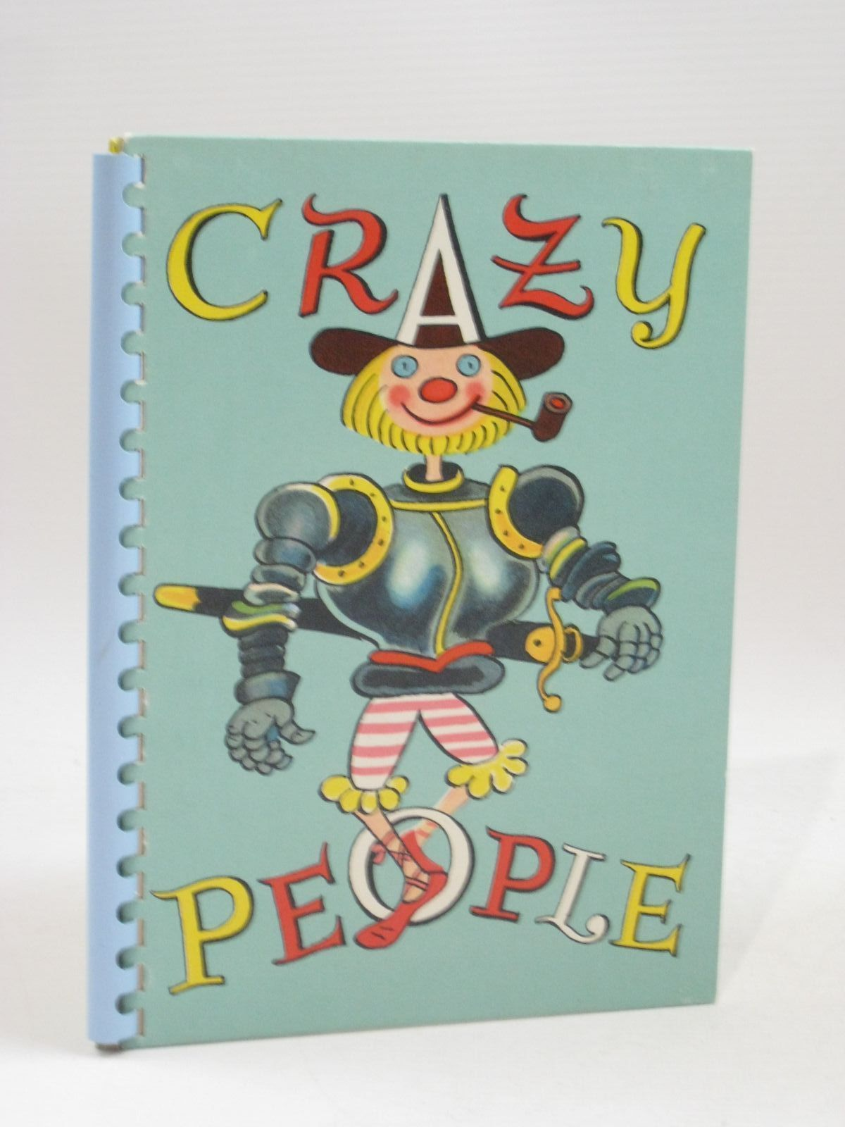 Photo of 8192 CRAZY PEOPLE illustrated by Trier, Walter published by Atrium Press Ltd. (STOCK CODE: 1405738)  for sale by Stella & Rose's Books