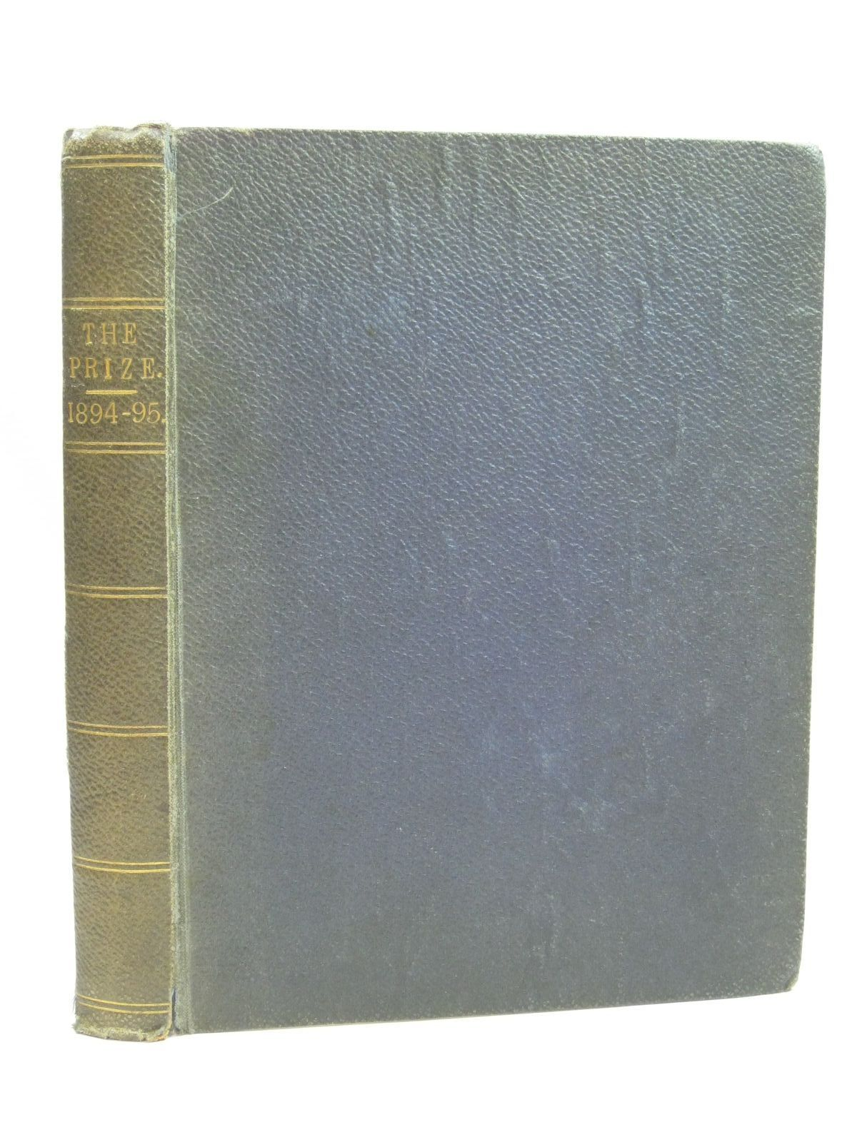 Photo of THE PRIZE FOR GIRLS AND BOYS 1894-95 published by Wells Gardner, Darton & Co. (STOCK CODE: 1405760)  for sale by Stella & Rose's Books