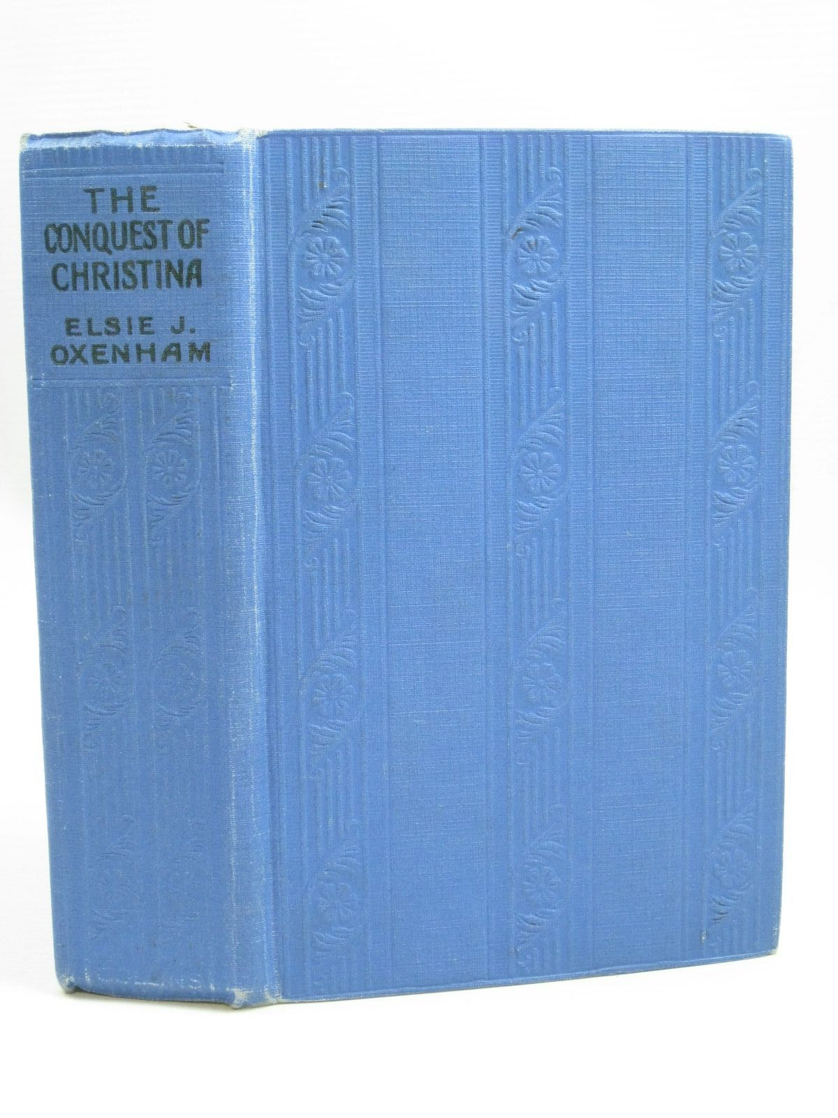 Photo of THE CONQUEST OF CHRISTINA written by Oxenham, Elsie J. published by Collins Clear-Type Press (STOCK CODE: 1405773)  for sale by Stella & Rose's Books
