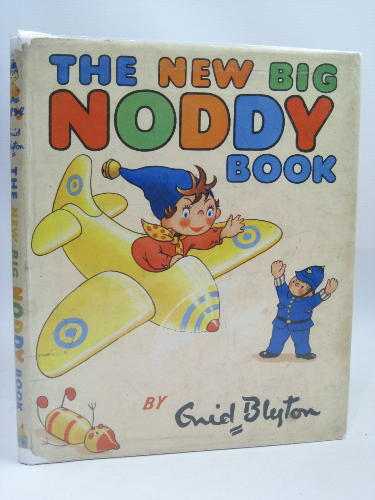 Photo of THE NEW BIG NODDY BOOK written by Blyton, Enid published by Sampson Low, Marston & Co. Ltd., D.V. Publications Ltd. (STOCK CODE: 1405782)  for sale by Stella & Rose's Books