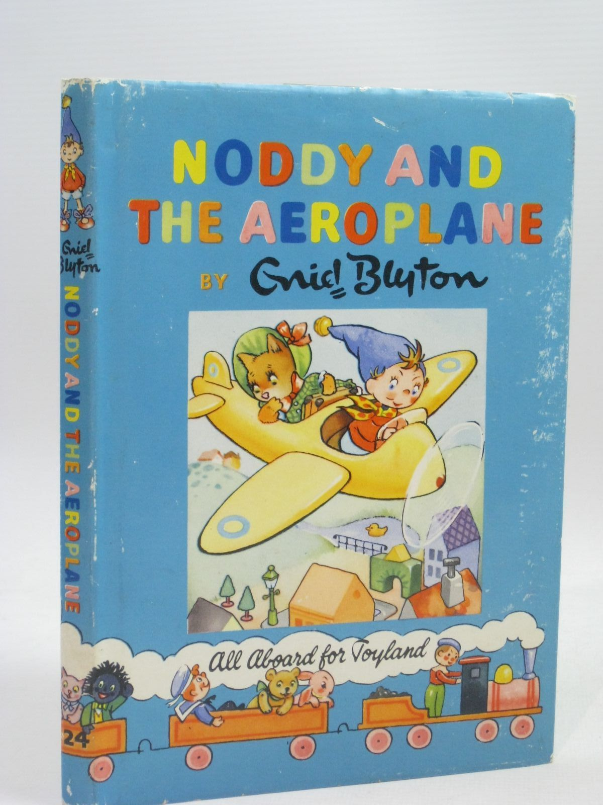 Photo of NODDY AND THE AEROPLANE- Stock Number: 1405783