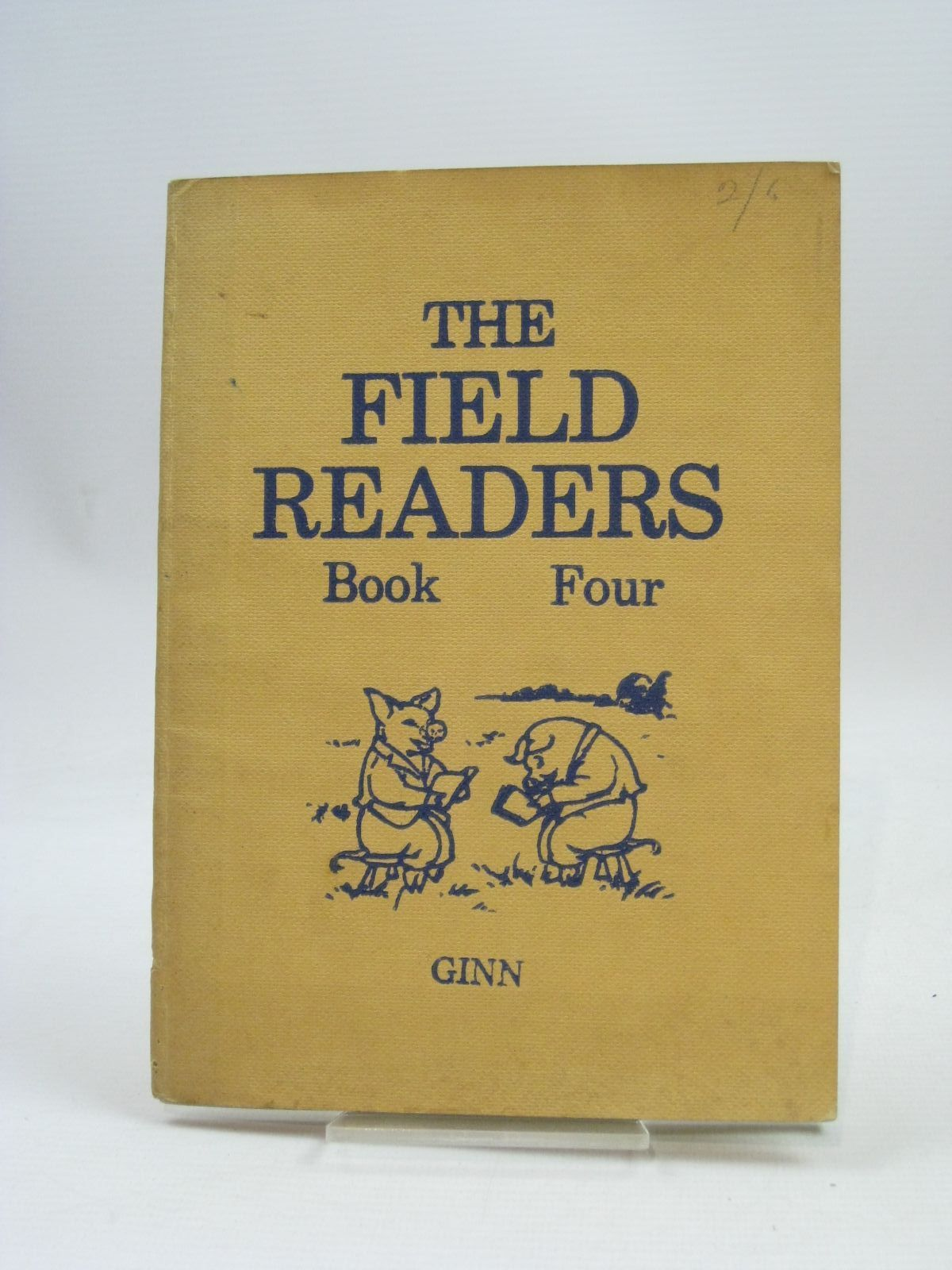 Photo of THE FIELD READERS BOOK FOUR written by Field, Walter Taylor illustrated by Enright, Maginel Wright published by Ginn And Company Ltd. (STOCK CODE: 1405789)  for sale by Stella & Rose's Books