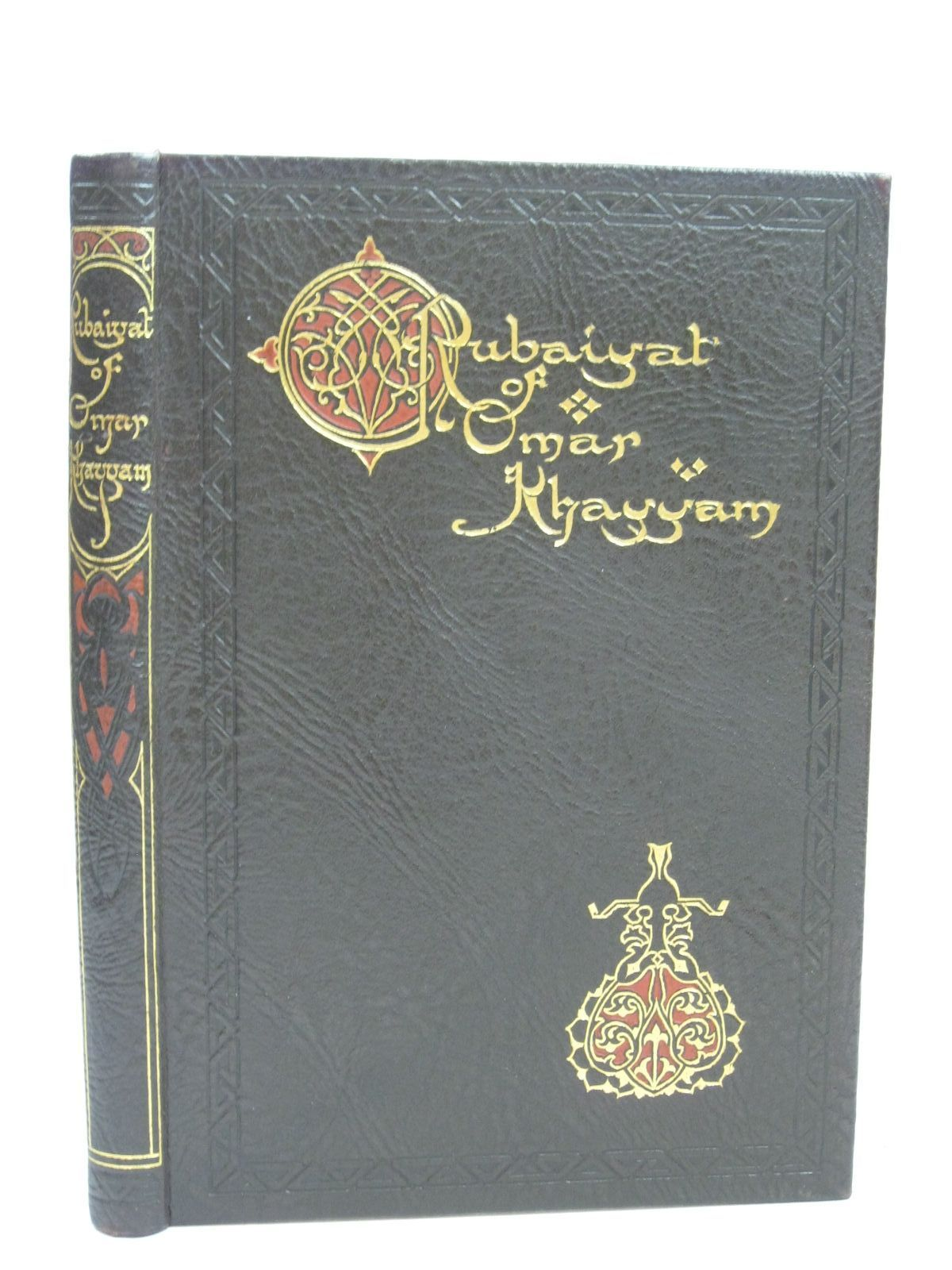 Photo of RUBAIYAT OF OMAR KHAYYAM written by Fitzgerald, Edward illustrated by Pogany, Willy published by George G. Harrap & Co. Ltd. (STOCK CODE: 1405791)  for sale by Stella & Rose's Books