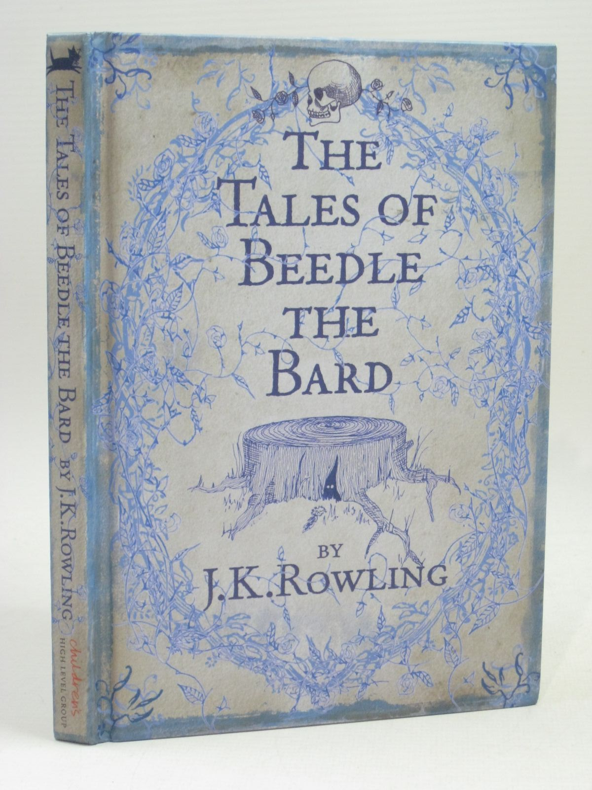 Photo of THE TALES OF BEEDLE THE BARD written by Rowling, J.K. illustrated by Rowling, J.K. published by The Children's High Level Group, Bloomsbury (STOCK CODE: 1405846)  for sale by Stella & Rose's Books