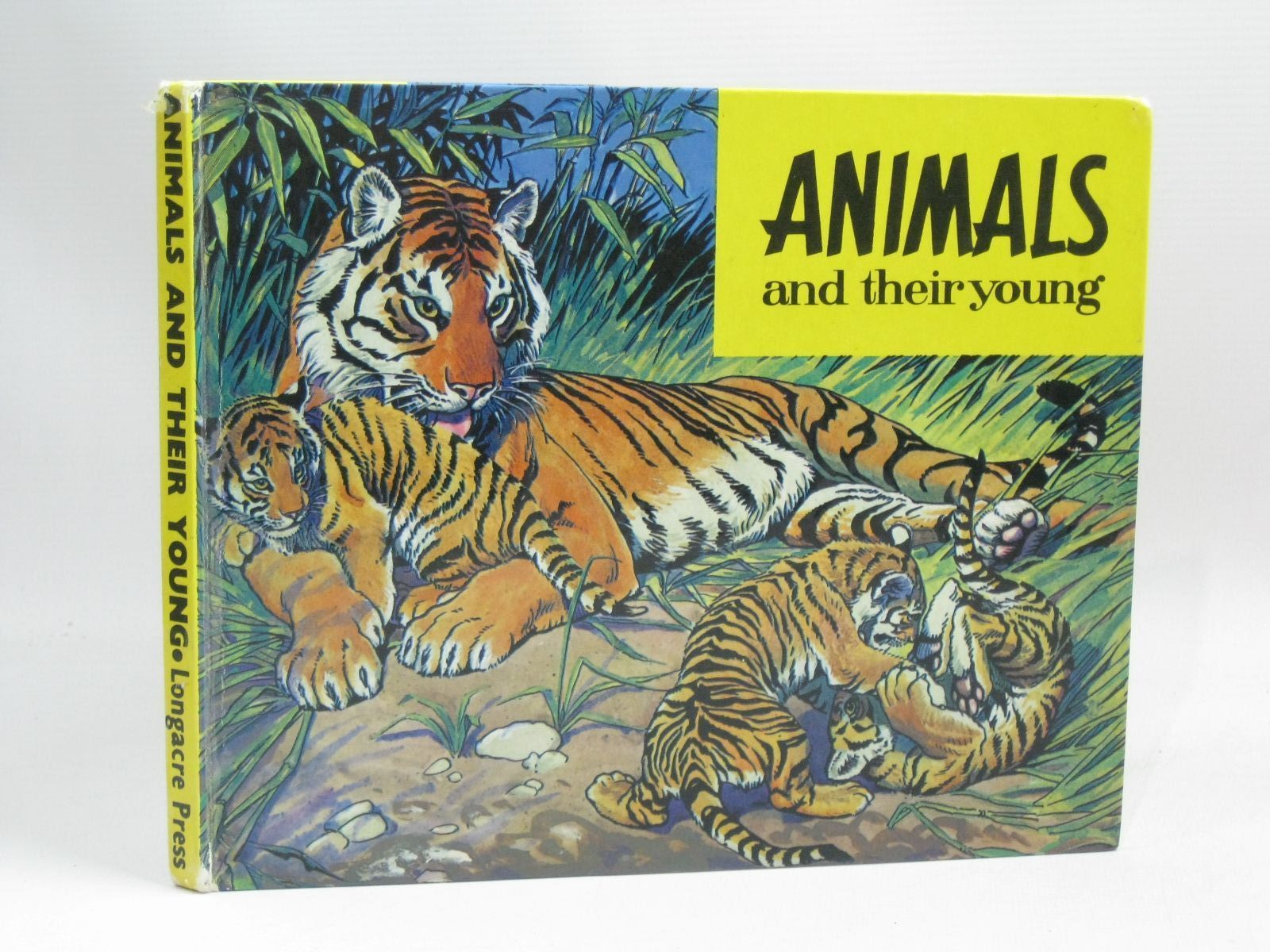 Photo of ANIMALS AND THEIR YOUNG published by Longacre Press Ltd. (STOCK CODE: 1405849)  for sale by Stella & Rose's Books