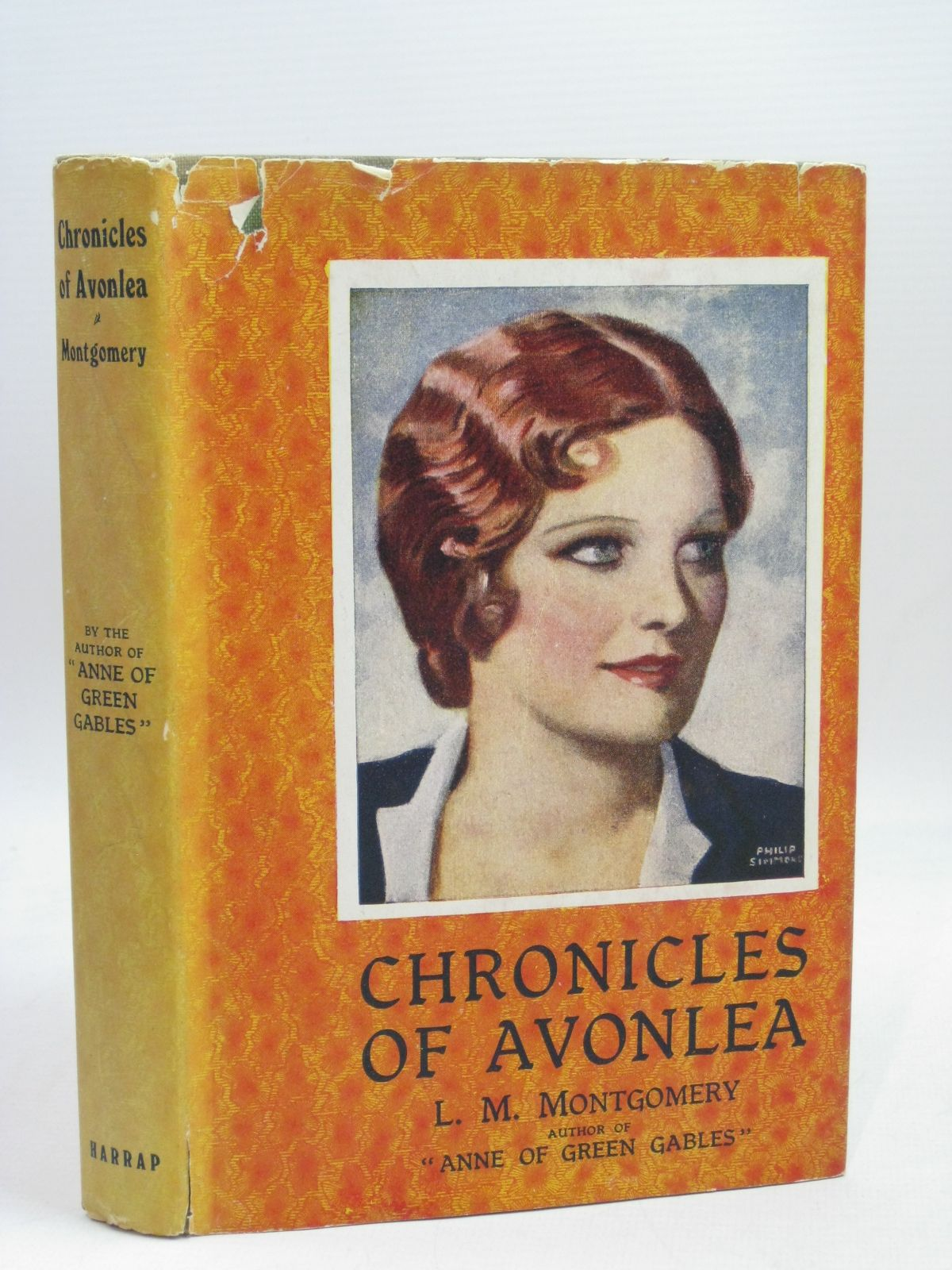 Photo Of CHRONICLES OF AVONLEA Written By Montgomery LM Published George G Harrap
