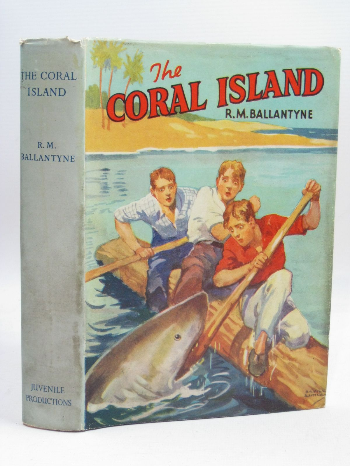 The Coral Island: Book Review