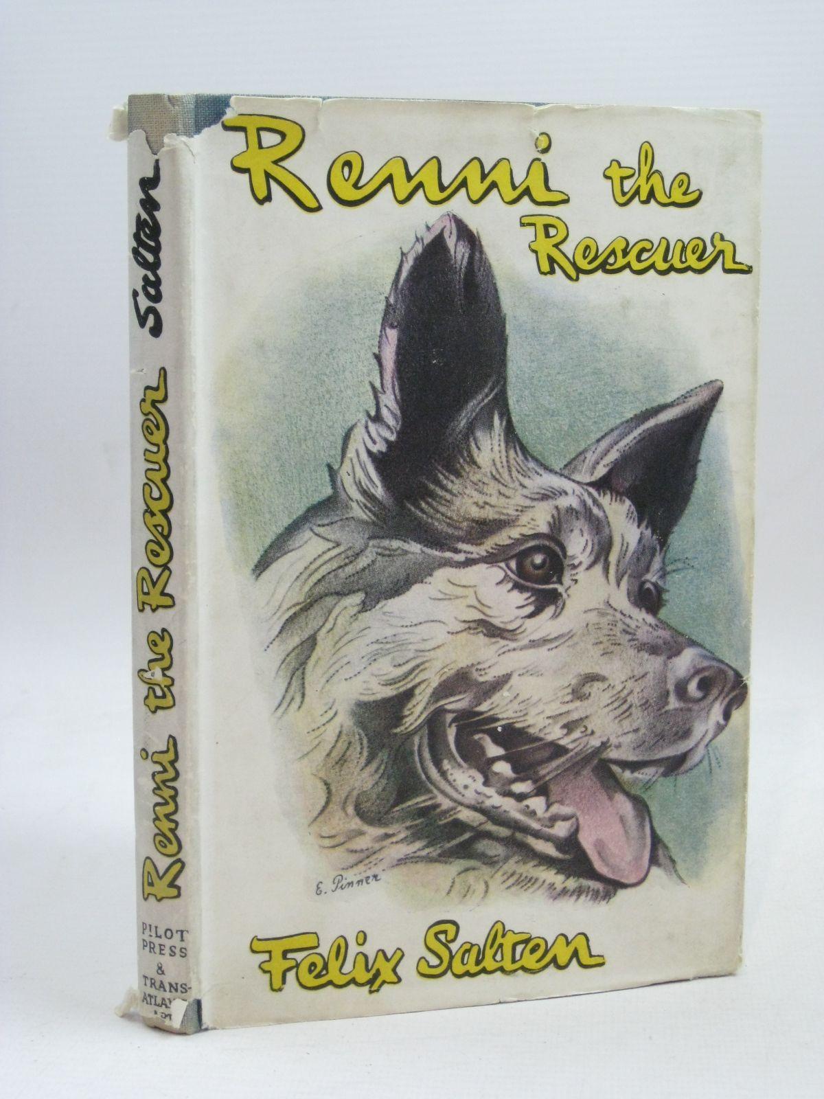 Photo of RENNI THE RESCUER