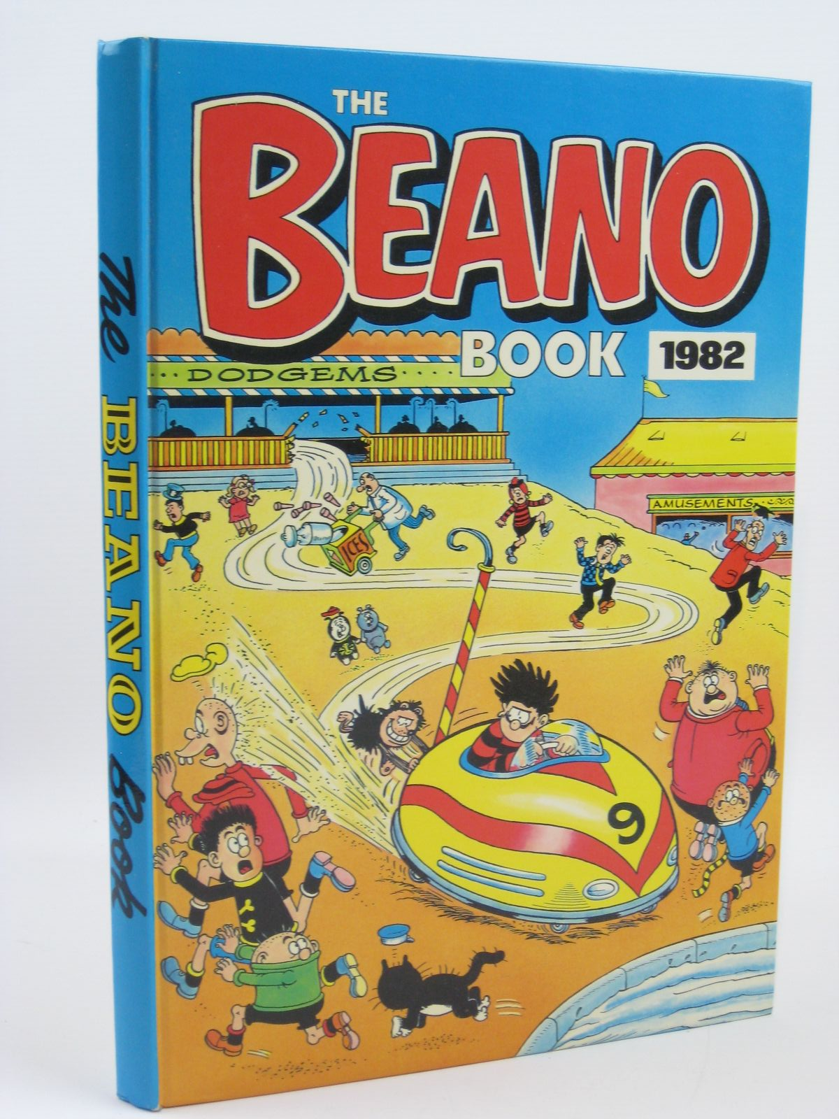 Photo of THE BEANO BOOK 1982 published by D.C. Thomson & Co Ltd. (STOCK CODE: 1406134)  for sale by Stella & Rose's Books