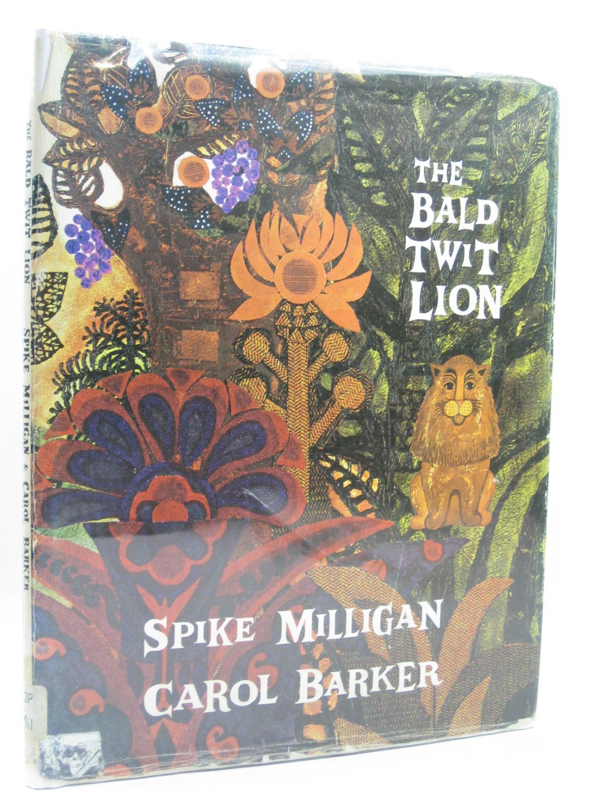 Photo of THE BALD TWIT LION written by Milligan, Spike illustrated by Barker, Carol published by Dennis Dobson Books Ltd. (STOCK CODE: 1406140)  for sale by Stella & Rose's Books