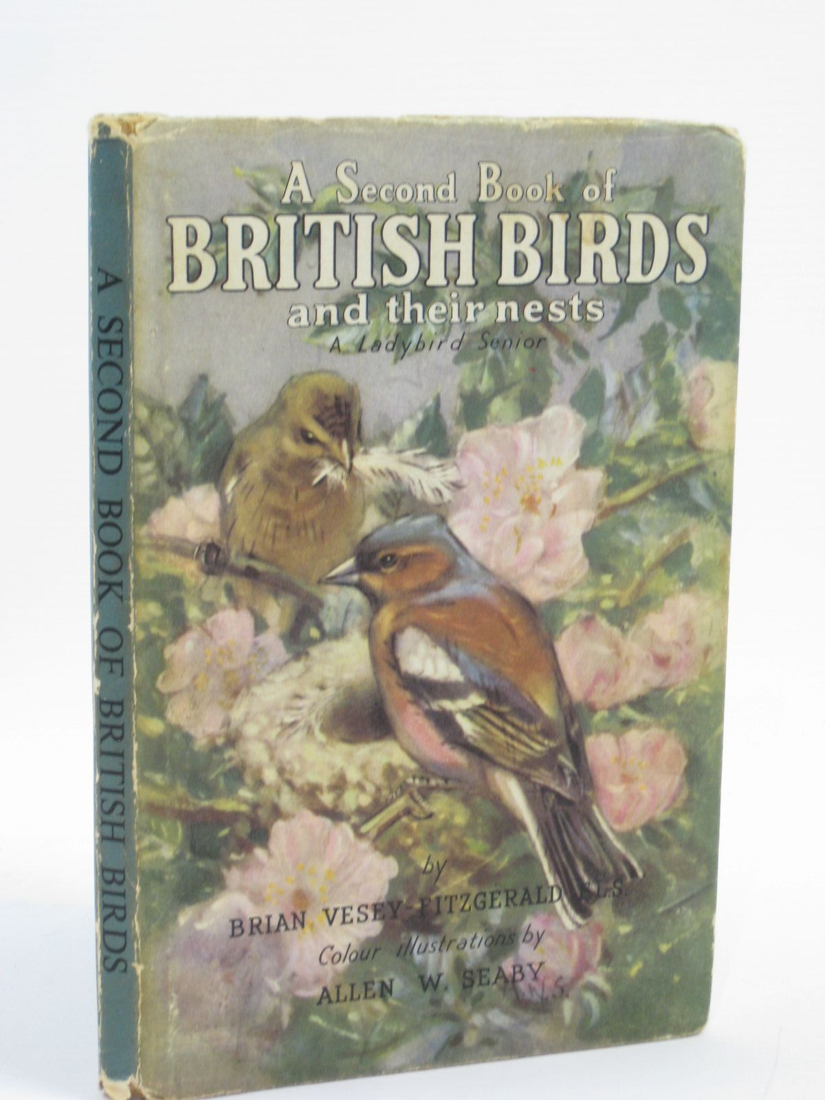 Photo of A SECOND BOOK OF BRITISH BIRDS AND THEIR NESTS
