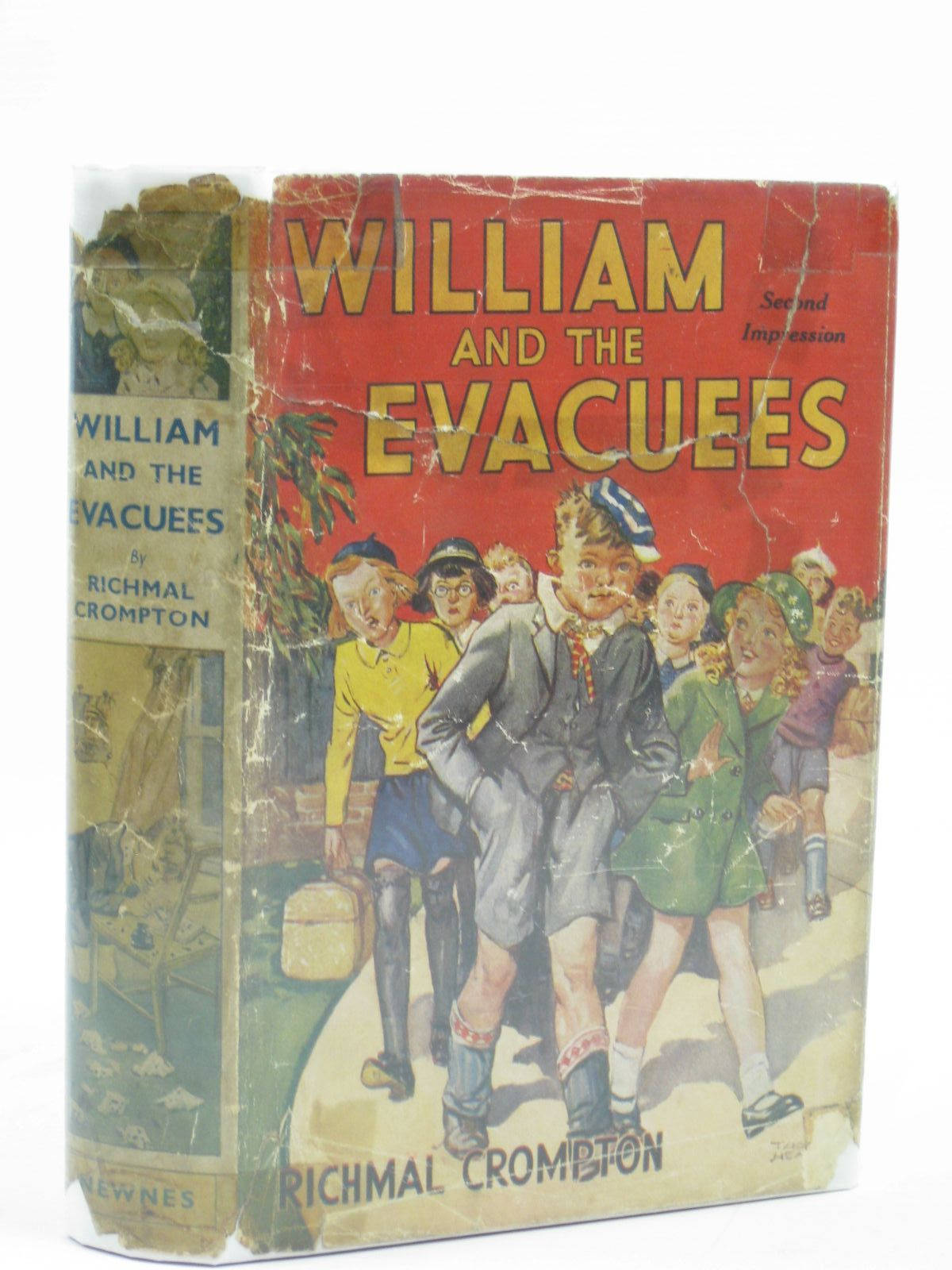 Photo of WILLIAM AND THE EVACUEES- Stock Number: 1406215