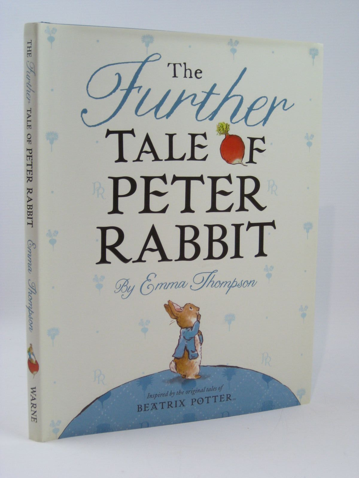 Photo of THE FURTHER TALE OF PETER RABBIT written by Thompson, Emma illustrated by Taylor, Eleanor published by Frederick Warne (STOCK CODE: 1406230)  for sale by Stella & Rose's Books