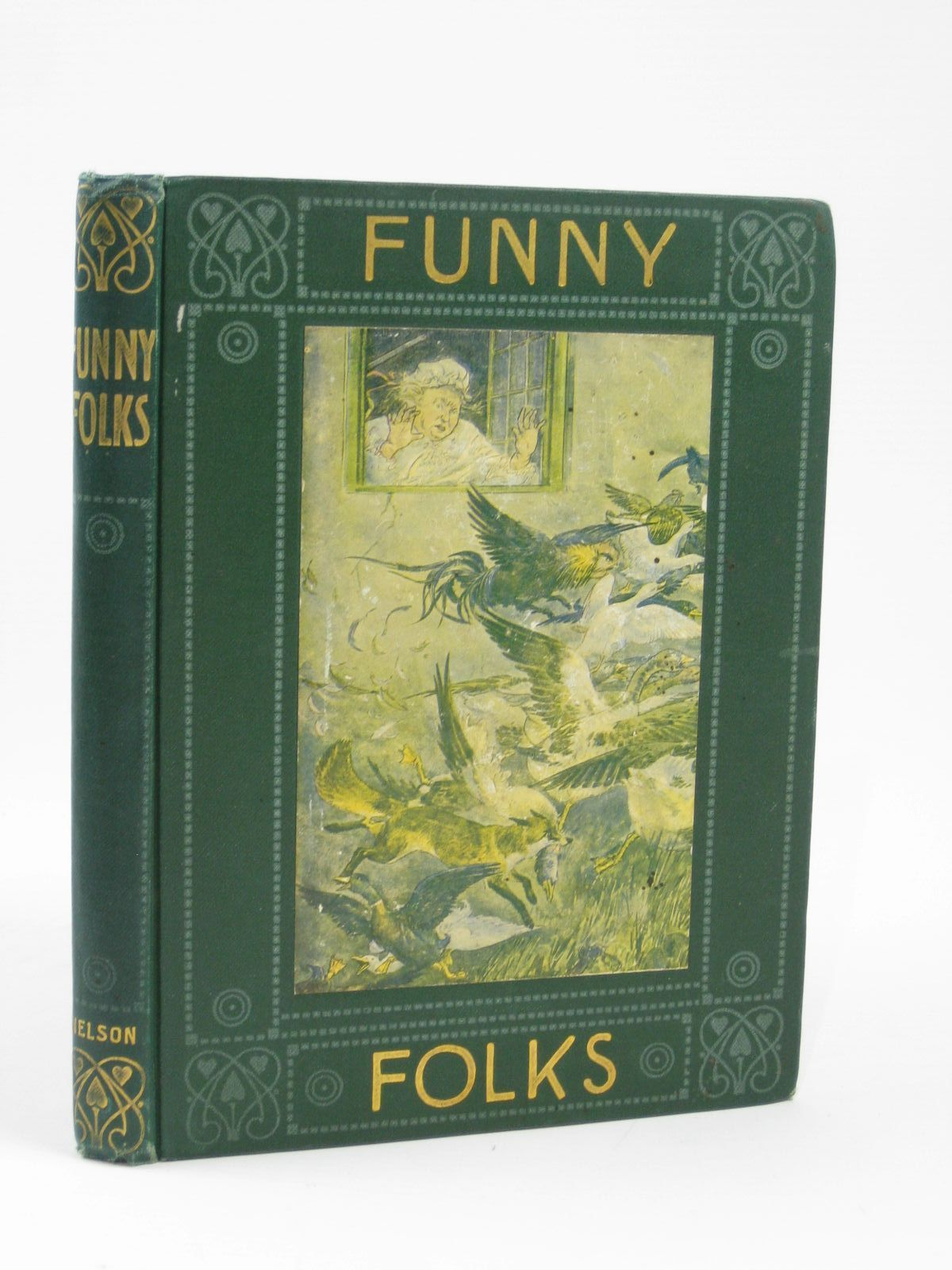 Photo of FUNNY FOLKS illustrated by Tawse, Sybil<br />et al., published by Thomas Nelson & Sons (STOCK CODE: 1406283)  for sale by Stella & Rose's Books