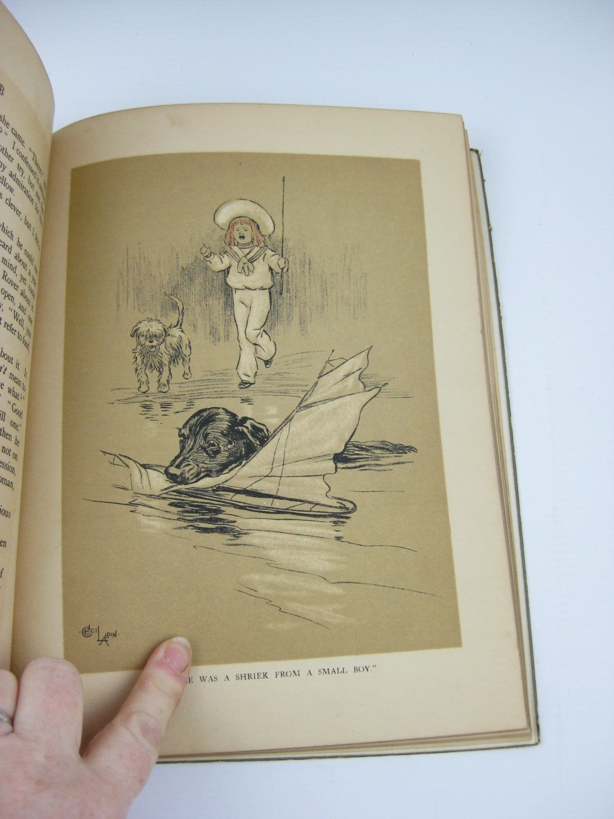 Photo of THE SNOB written by Emanuel, Walter illustrated by Aldin, Cecil published by Laurence and Bullen (STOCK CODE: 1406296)  for sale by Stella & Rose's Books