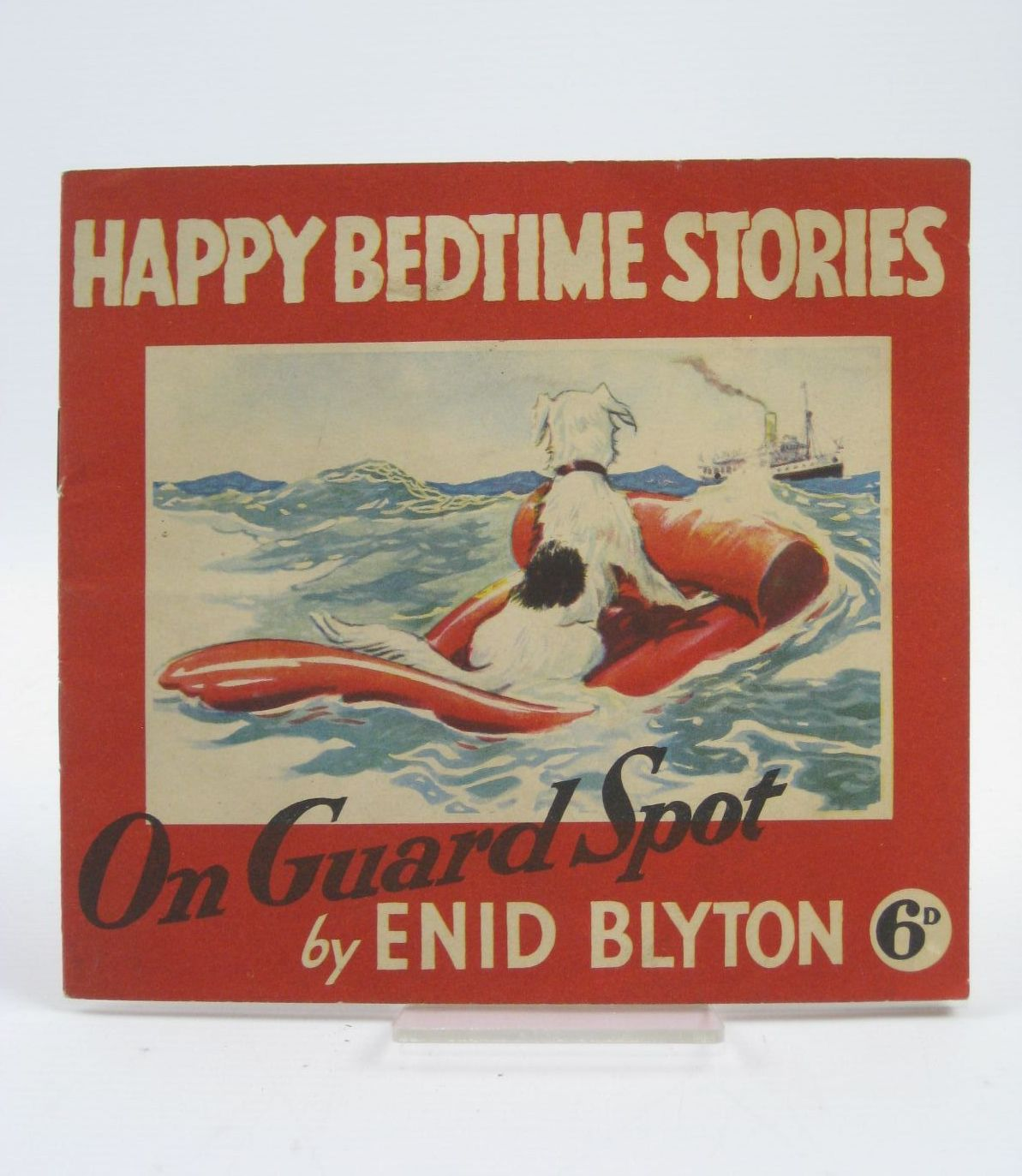 Photo of ON GUARD SPOT written by Blyton, Enid illustrated by Roberts, Lunt published by News of the World (STOCK CODE: 1406302)  for sale by Stella & Rose's Books