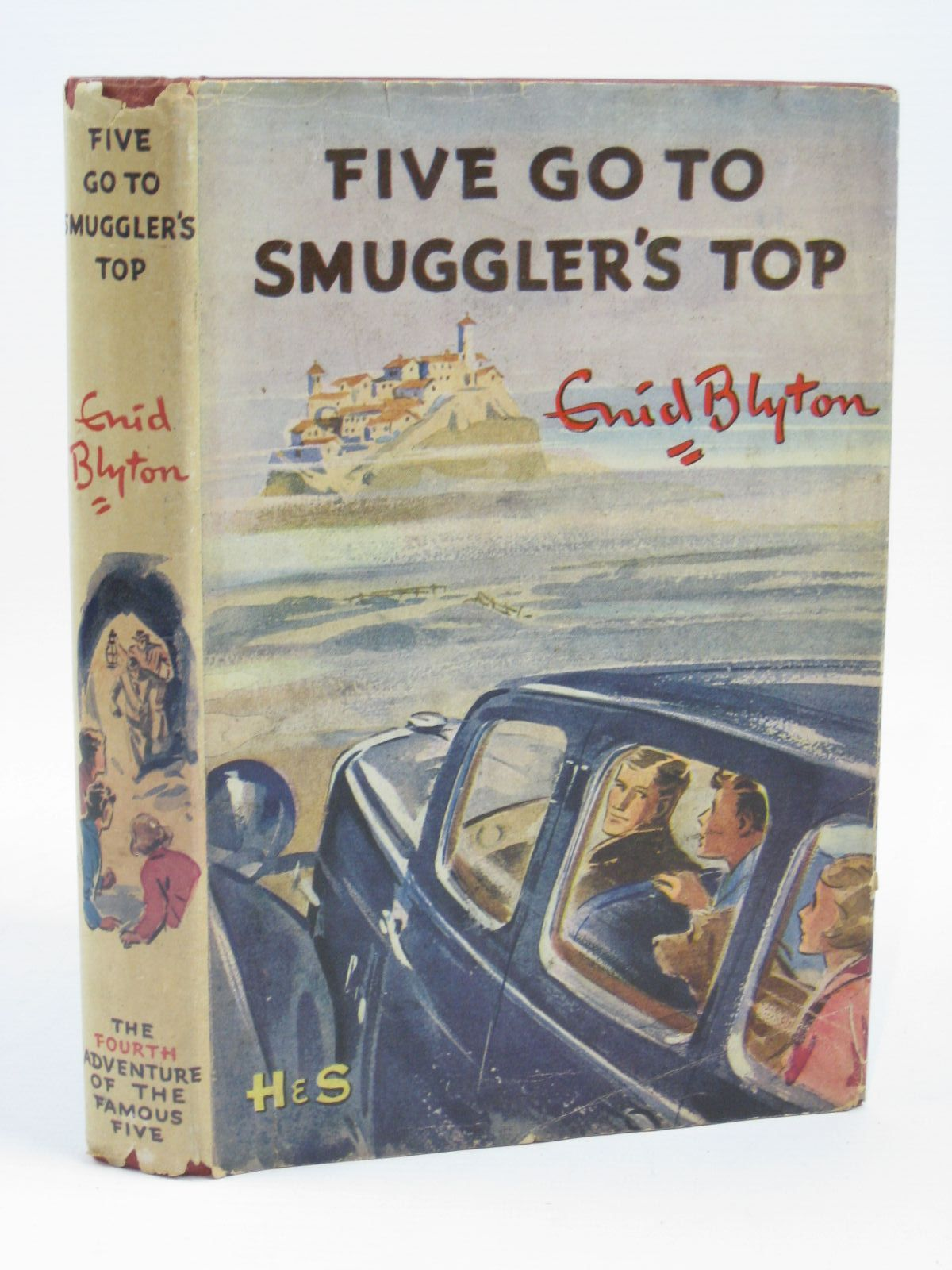 Photo of FIVE GO TO SMUGGLER'S TOP- Stock Number: 1406313