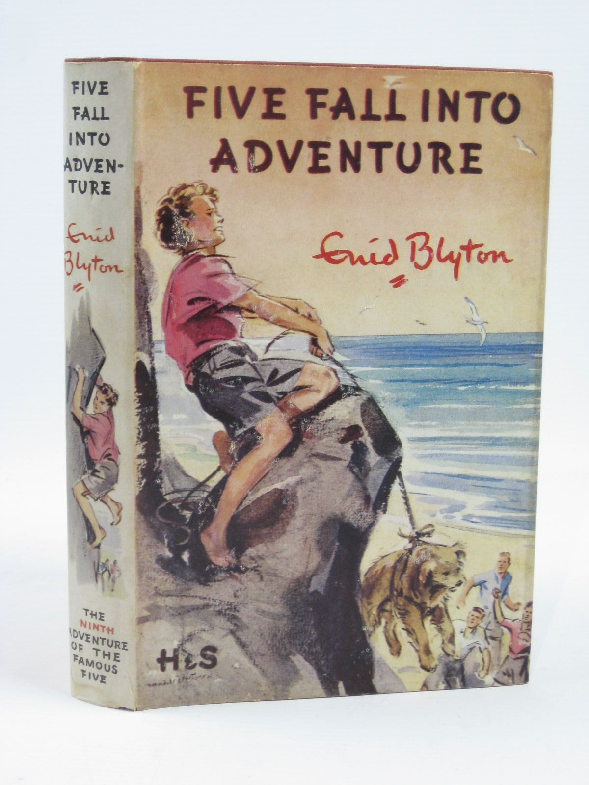 Photo of FIVE FALL INTO ADVENTURE- Stock Number: 1406322