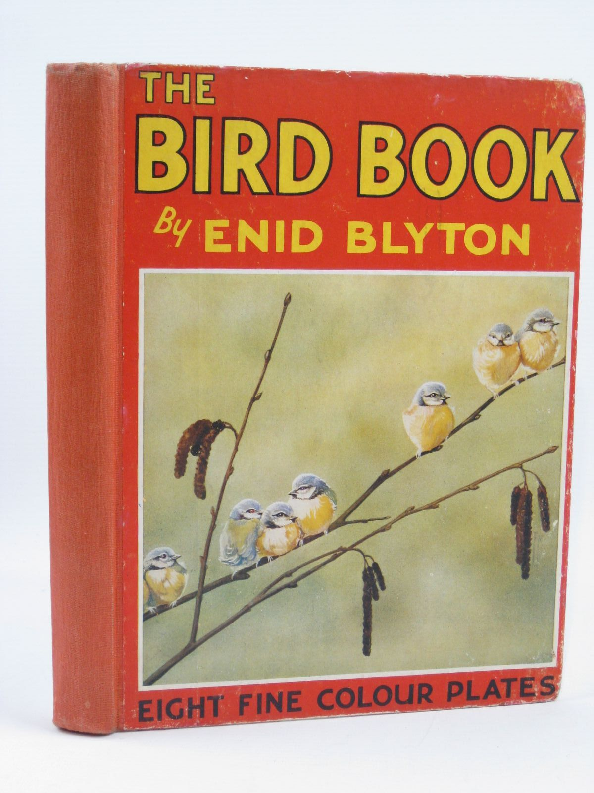 Photo of THE BIRD BOOK written by Blyton, Enid illustrated by Green, Roland published by George Newnes Ltd. (STOCK CODE: 1406350)  for sale by Stella & Rose's Books
