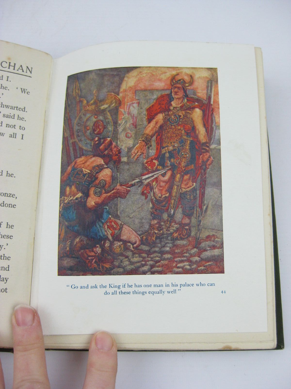 Photo of THE ENCHANTED LOCHAN written by Brunton, F. Carmichael illustrated by Nisbet, Noel L. published by George G. Harrap & Company (STOCK CODE: 1406382)  for sale by Stella & Rose's Books