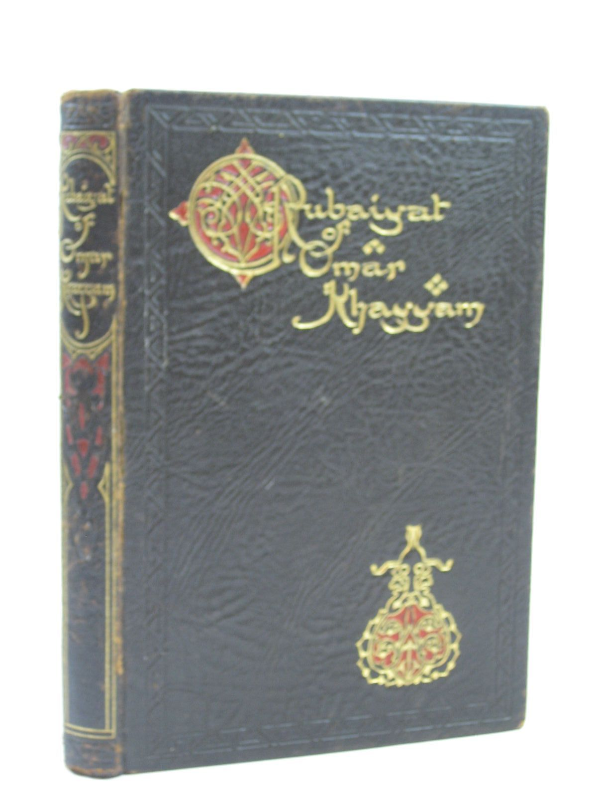 Photo of RUBAIYAT OF OMAR KHAYYAM written by Fitzgerald, Edward illustrated by Pogany, Willy published by George G. Harrap & Co. Ltd. (STOCK CODE: 1406392)  for sale by Stella & Rose's Books