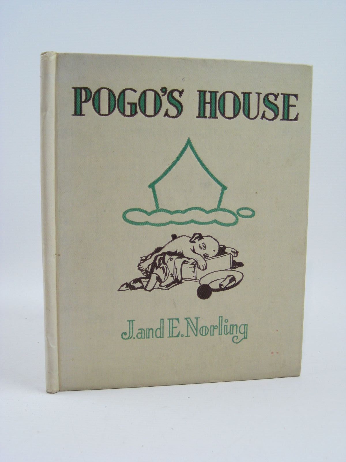 Photo of POGO'S HOUSE written by Norling, Jo<br />Norling, Ernest published by Shakespeare Head Press (STOCK CODE: 1406416)  for sale by Stella & Rose's Books