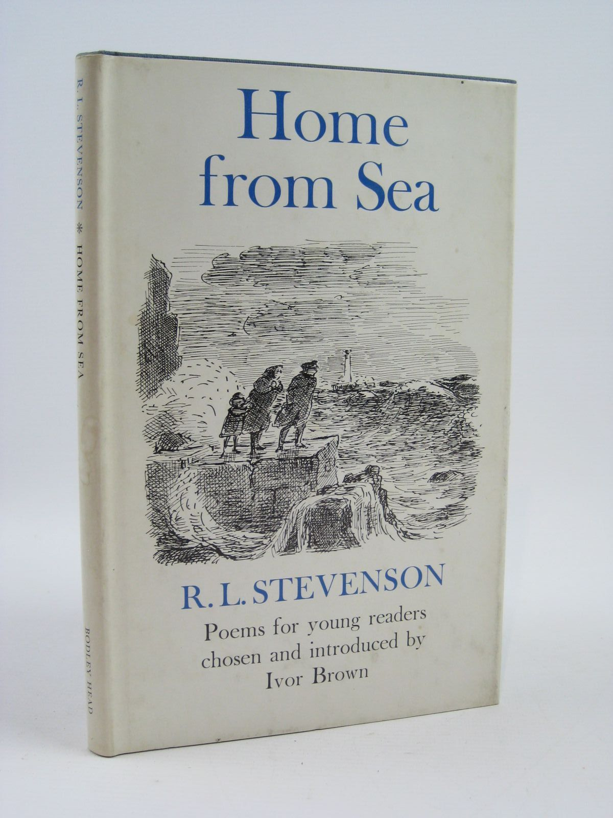 Photo of HOME FROM THE SEA written by Stevenson, Robert Louis illustrated by Ardizzone, Edward published by The Bodley Head (STOCK CODE: 1406423)  for sale by Stella & Rose's Books