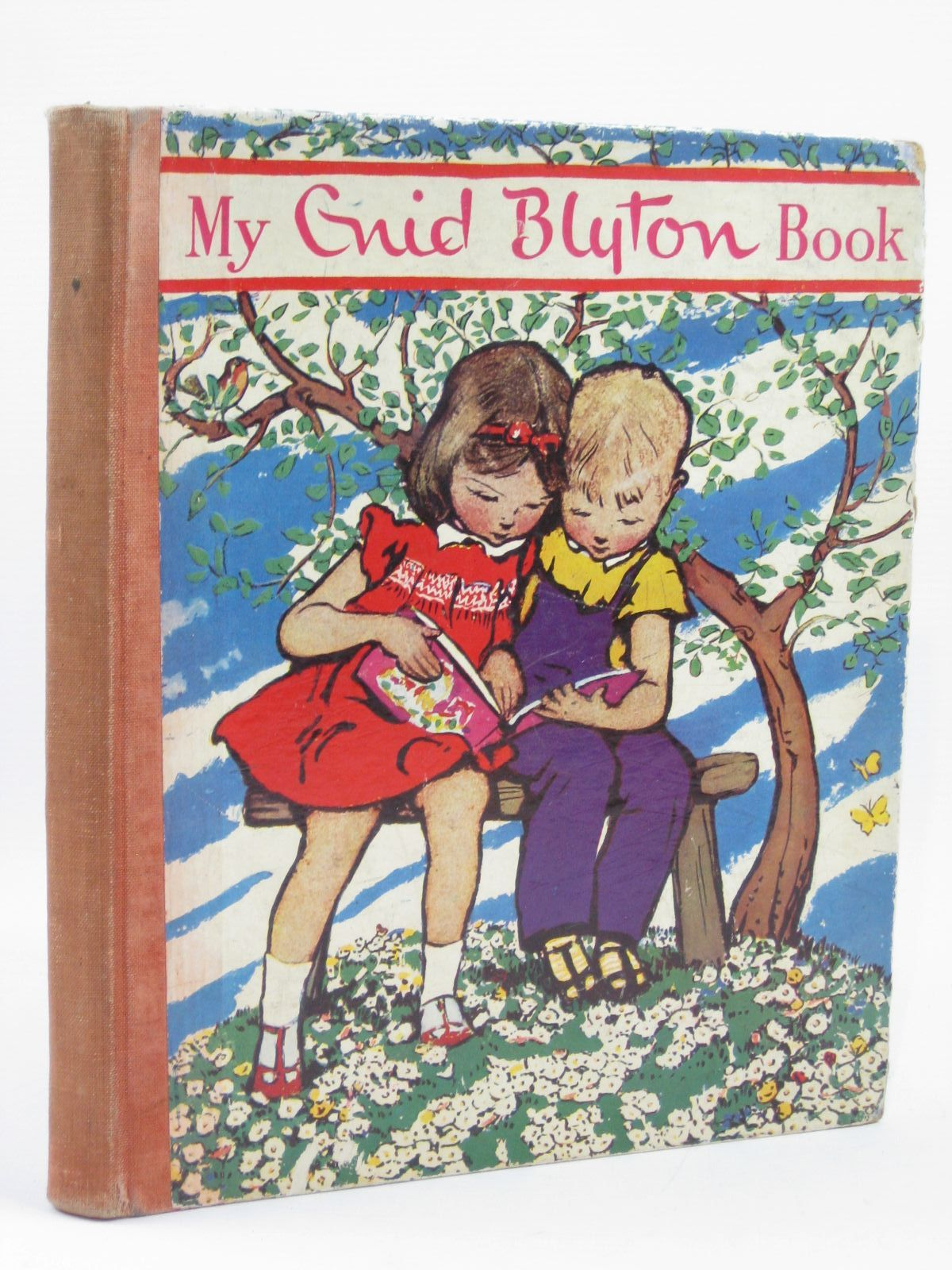 Photo of MY ENID BLYTON BOOK written by Blyton, Enid published by Marks and Spencer Limited (STOCK CODE: 1406443)  for sale by Stella & Rose's Books