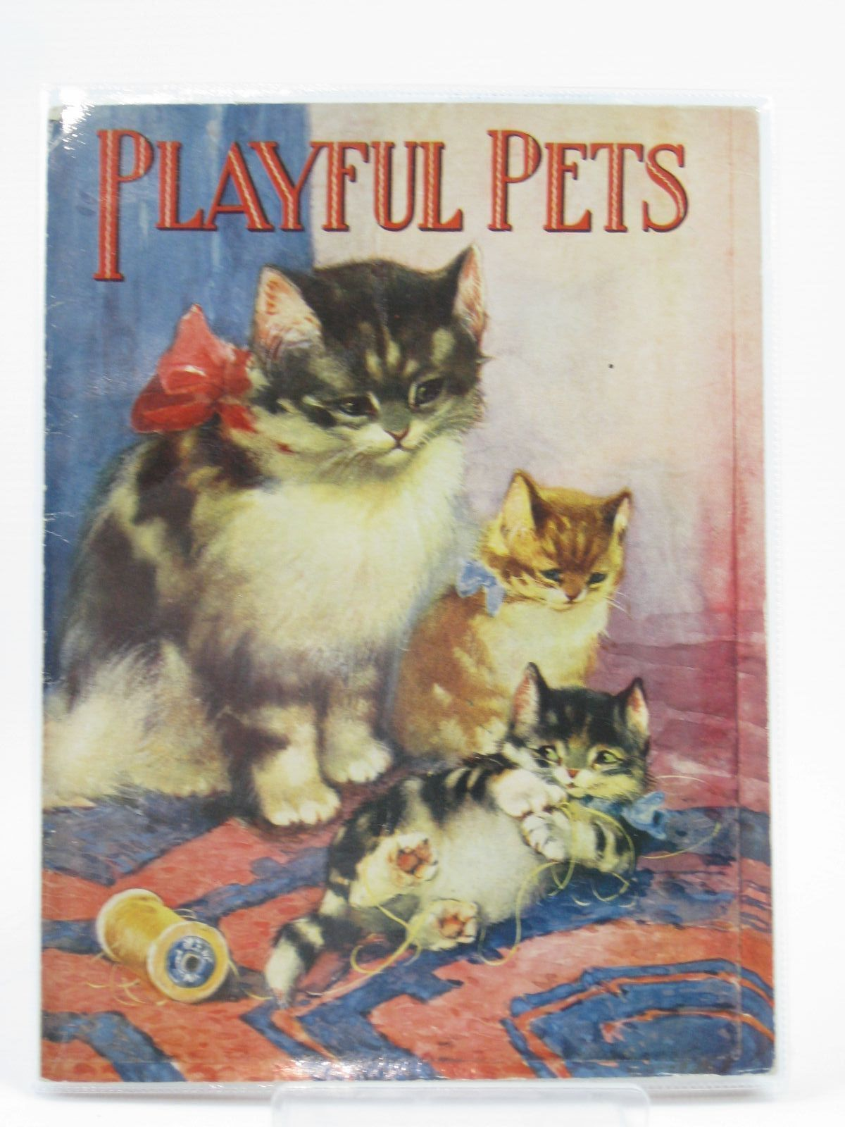 Photo of PLAYFUL PETS written by Blyton, Enid published by Birn Brothers Ltd. (STOCK CODE: 1406447)  for sale by Stella & Rose's Books