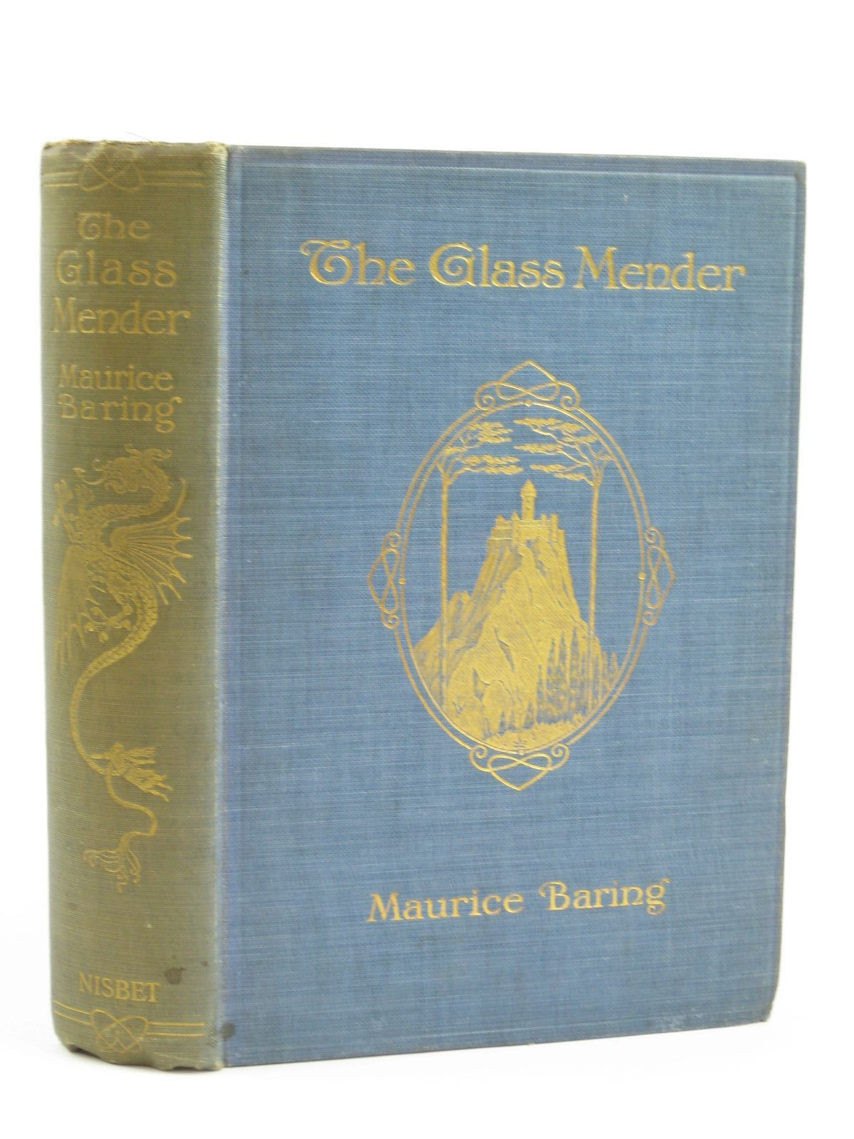 Photo of THE GLASS MENDER AND OTHER STORIES written by Baring, Maurice published by James Nisbet & Co. Limited (STOCK CODE: 1406451)  for sale by Stella & Rose's Books