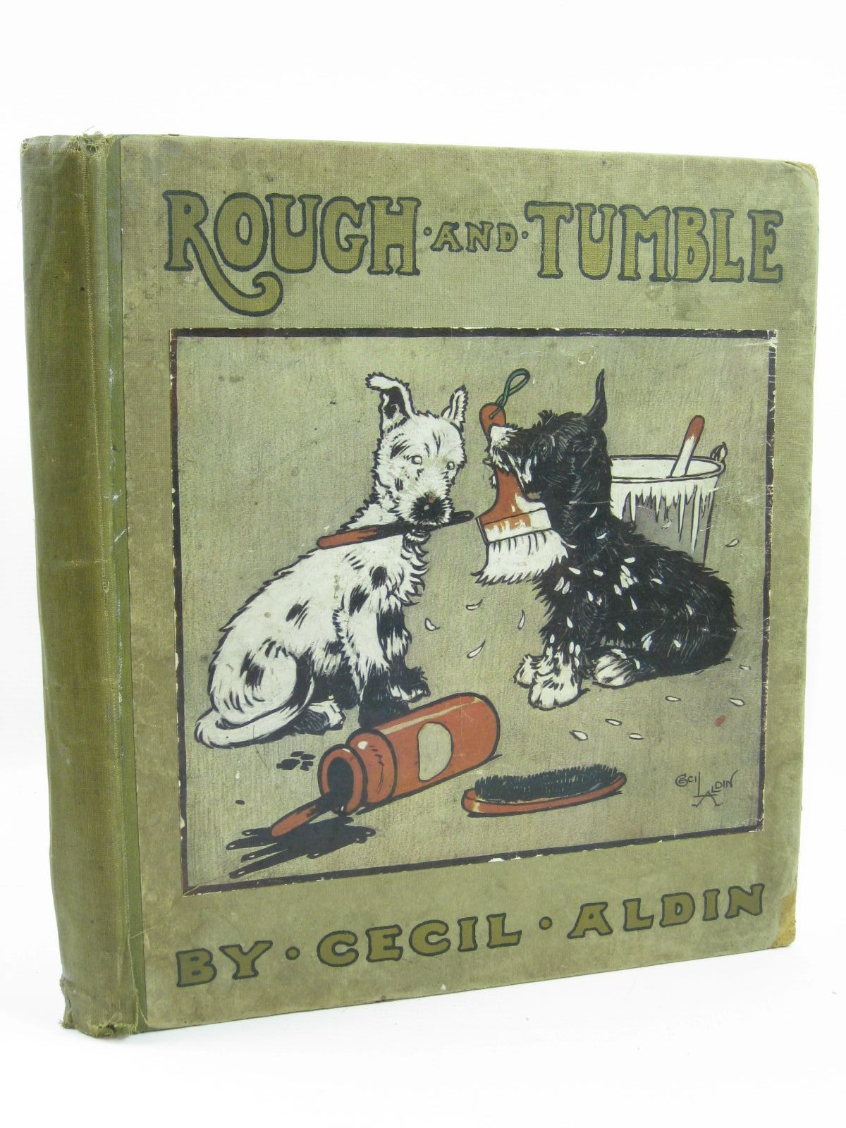 Photo of ROUGH AND TUMBLE