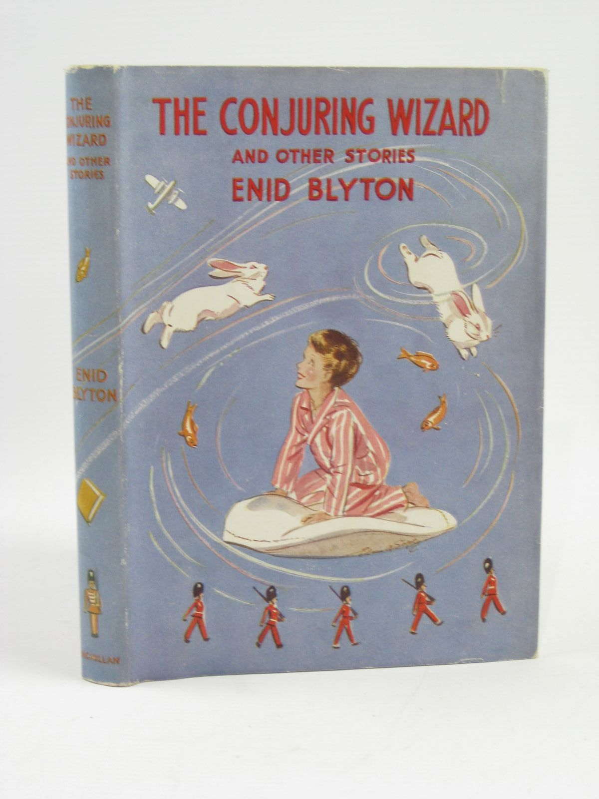 Photo of THE CONJURING WIZARD AND OTHER STORIES
