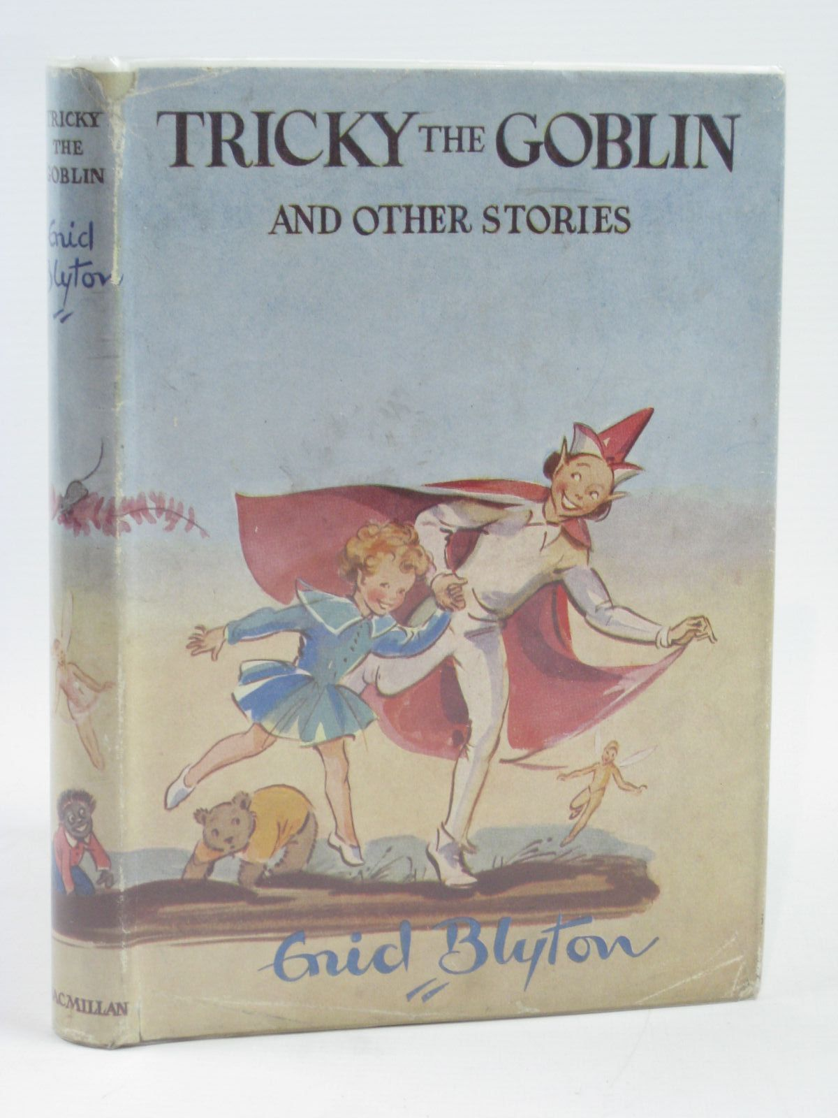 Photo of TRICKY THE GOBLIN AND OTHER STORIES
