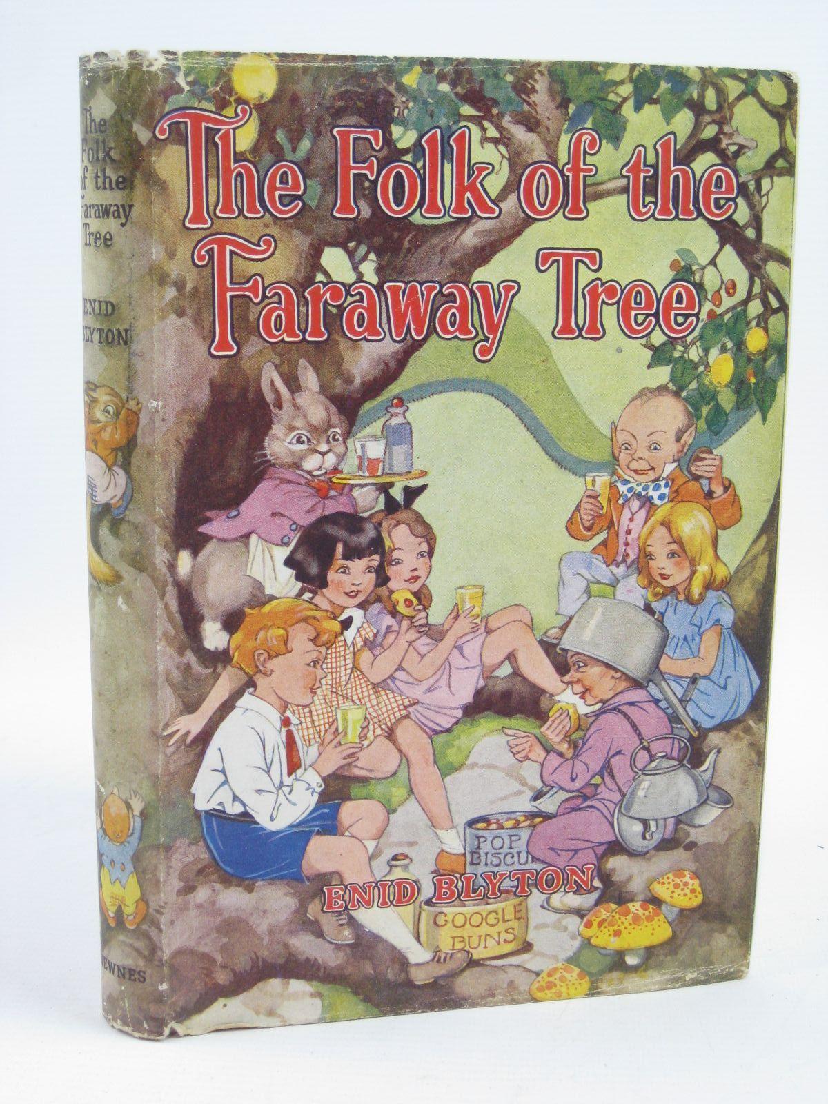 Photo of THE FOLK OF THE FARAWAY TREE