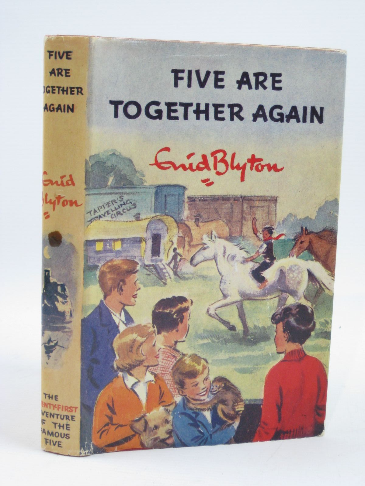 Photo of FIVE ARE TOGETHER AGAIN- Stock Number: 1406508
