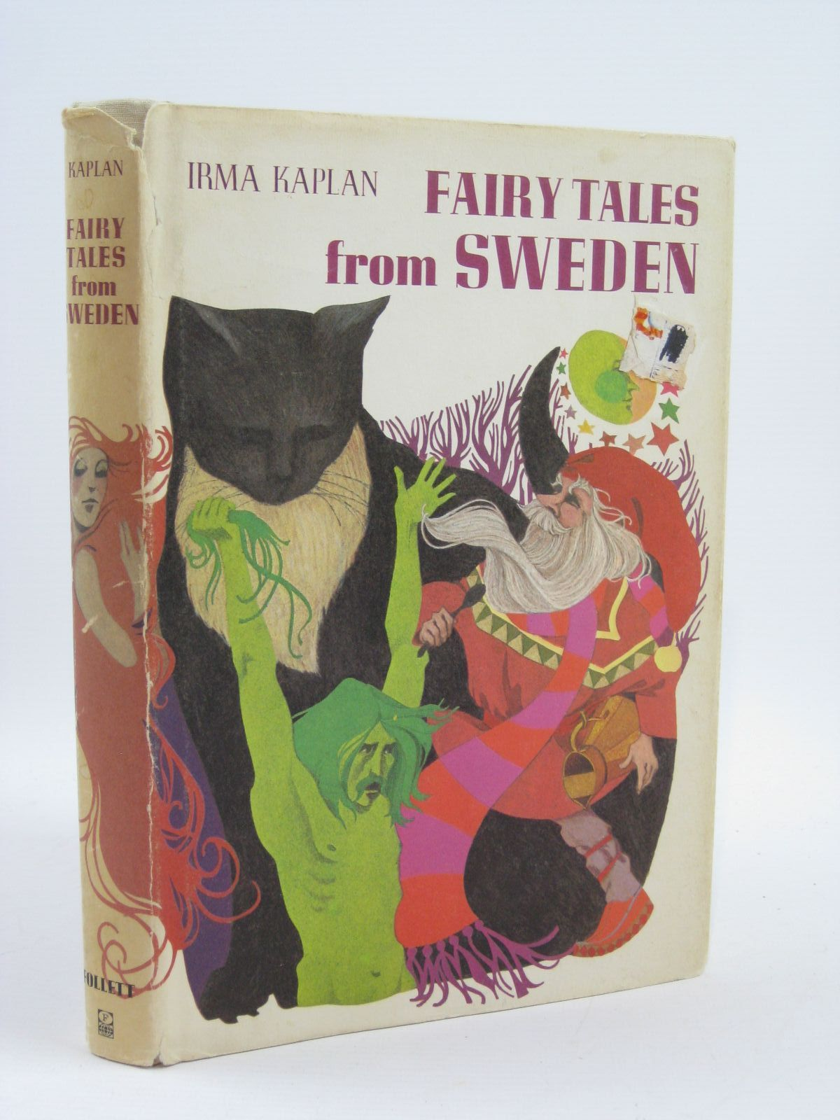 Photo of FAIRY TALES FROM SWEDEN written by Kaplan, Irma illustrated by Calder, Carol published by Follett Publishing Company (STOCK CODE: 1406567)  for sale by Stella & Rose's Books