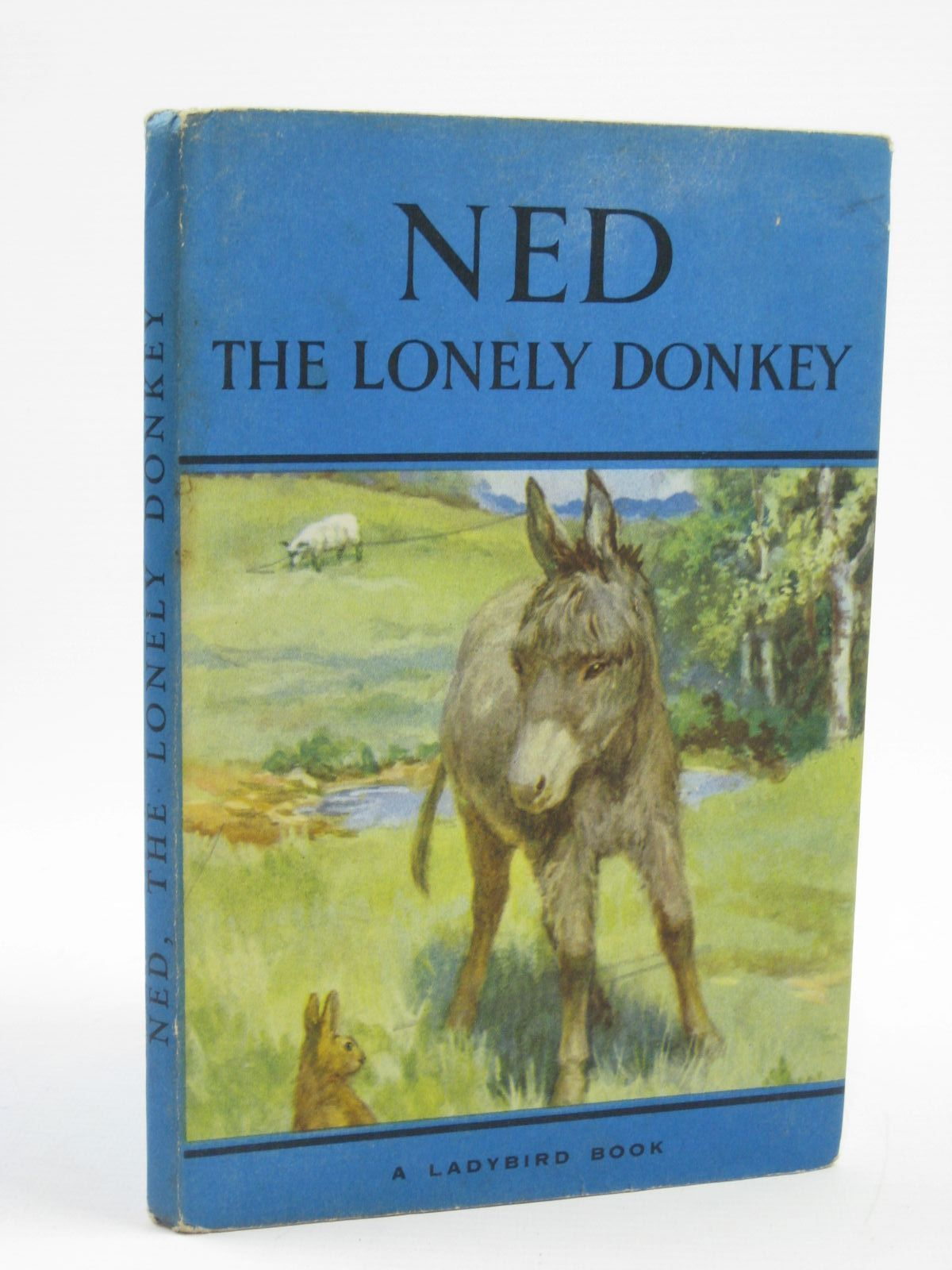 Photo of NED THE LONELY DONKEY written by Barr, Noel illustrated by Hickling, P.B. published by Wills & Hepworth Ltd. (STOCK CODE: 1406619)  for sale by Stella & Rose's Books