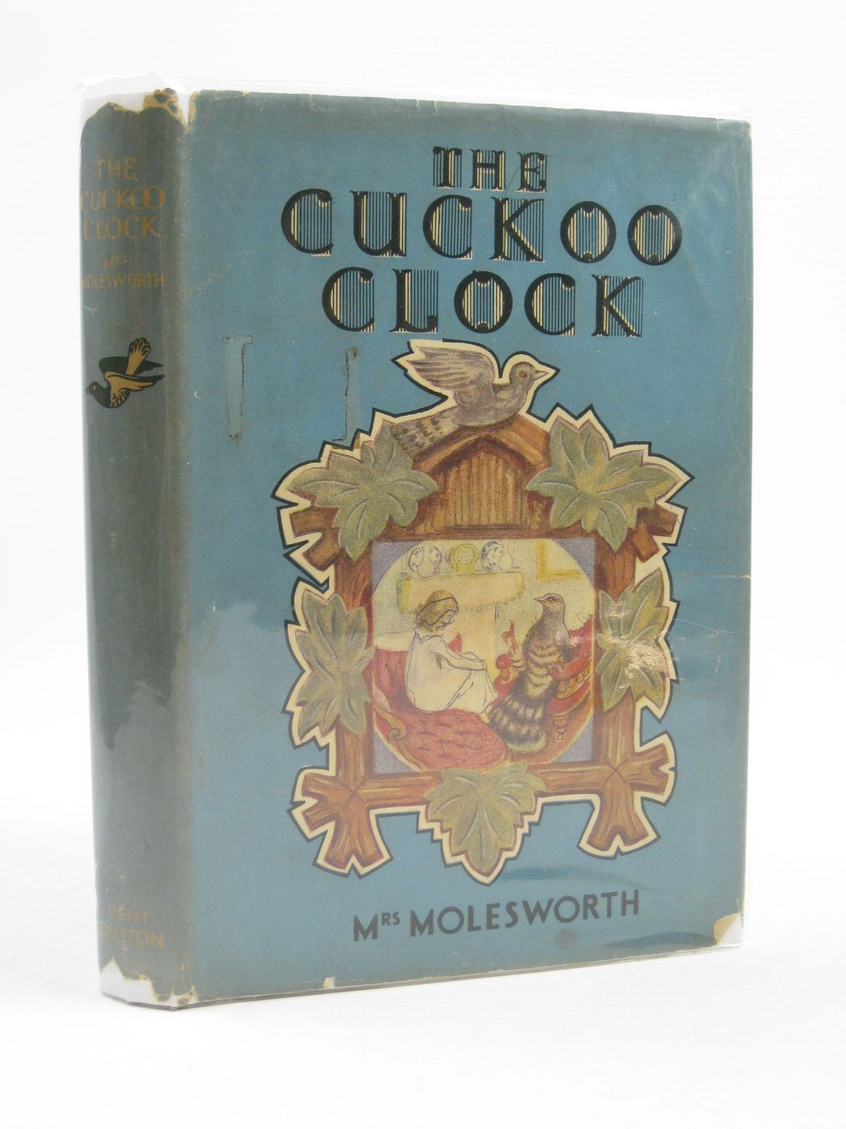 Photo of THE CUCKOO CLOCK written by Molesworth, Mrs. illustrated by Shepard, E.H. published by J.M. Dent & Sons Ltd. (STOCK CODE: 1406621)  for sale by Stella & Rose's Books