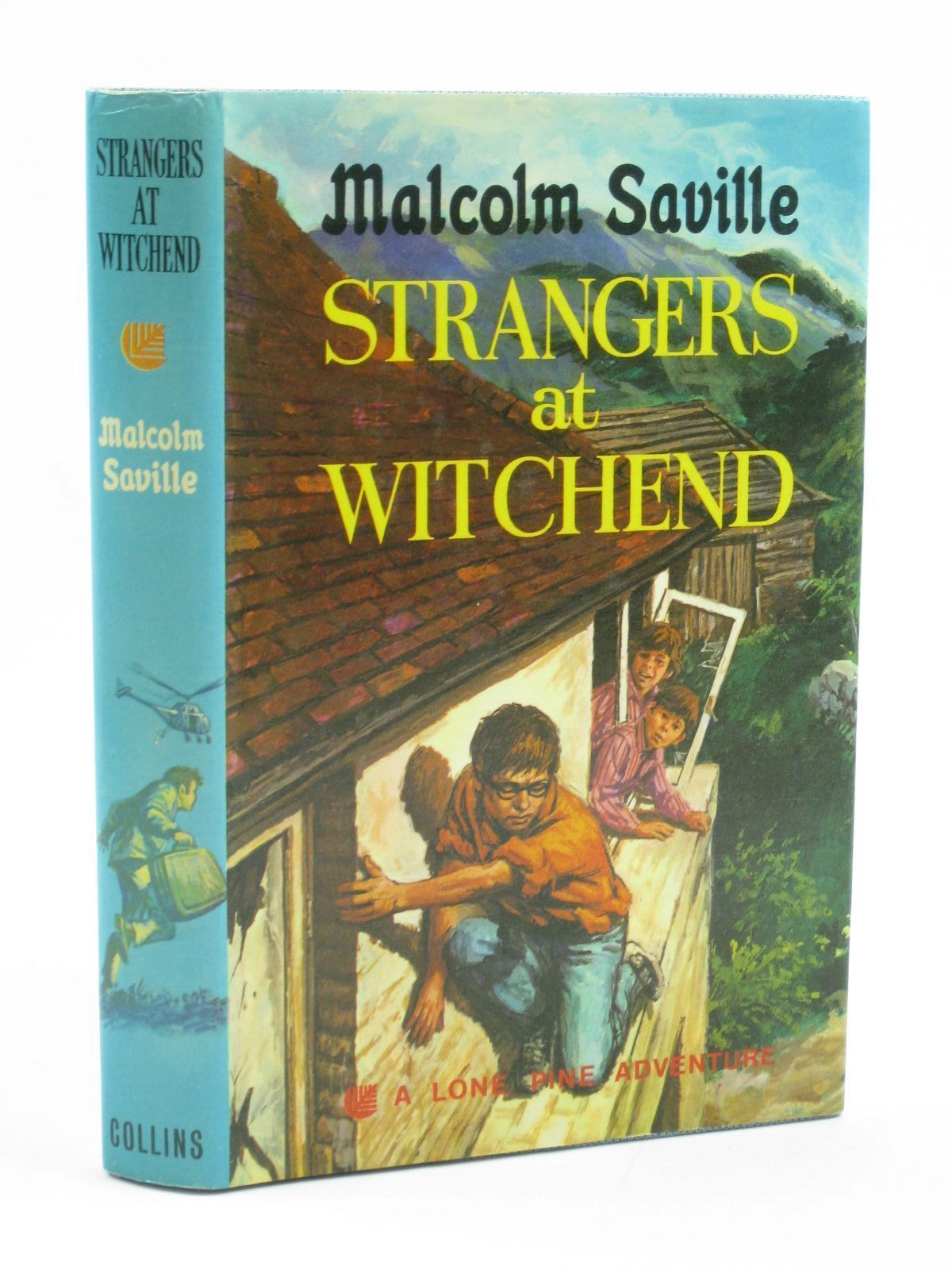Photo of STRANGERS AT WITCHEND written by Saville, Malcolm published by Collins (STOCK CODE: 1406626)  for sale by Stella & Rose's Books